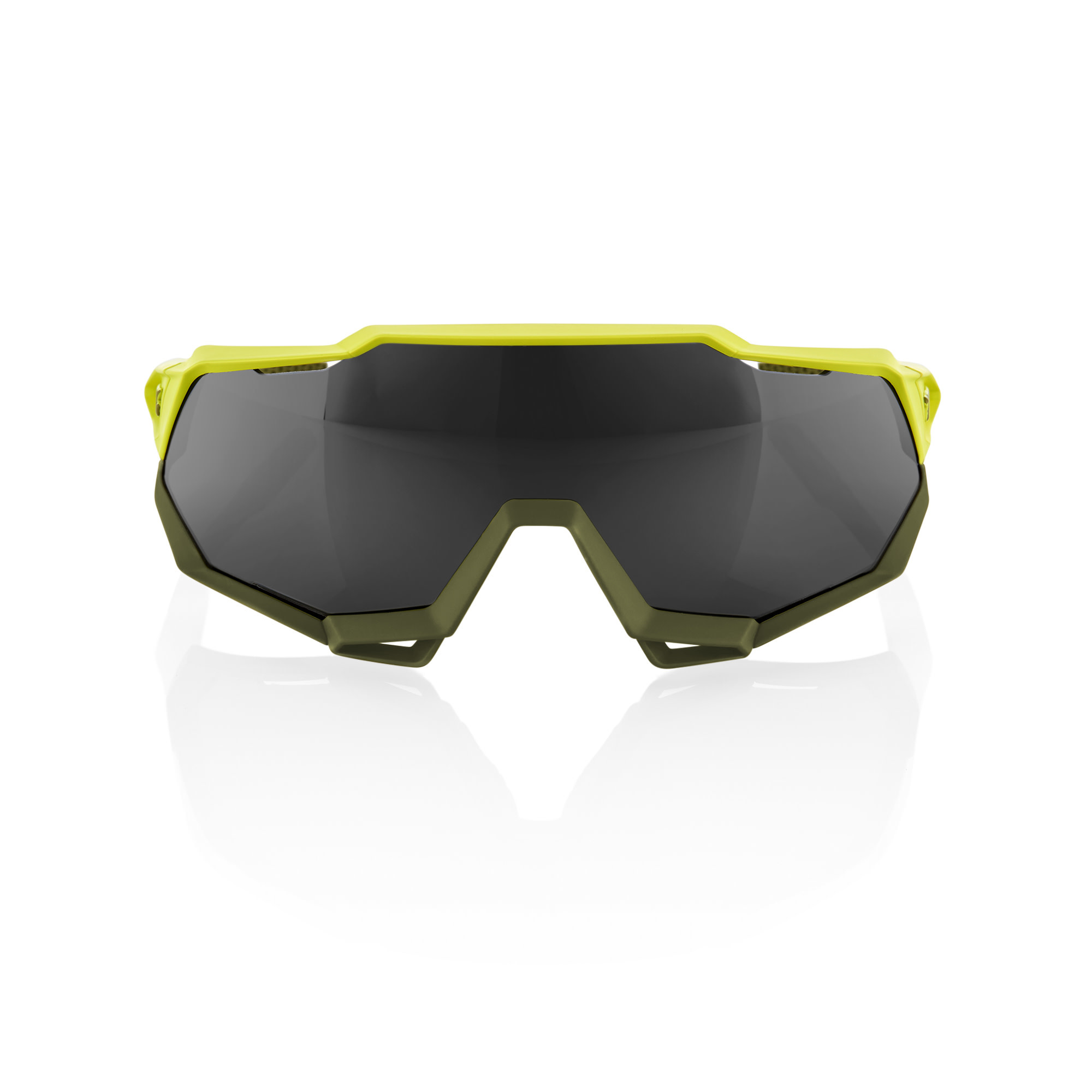 Speedtrap Soft Tact Banana Black Mirror Lens-3