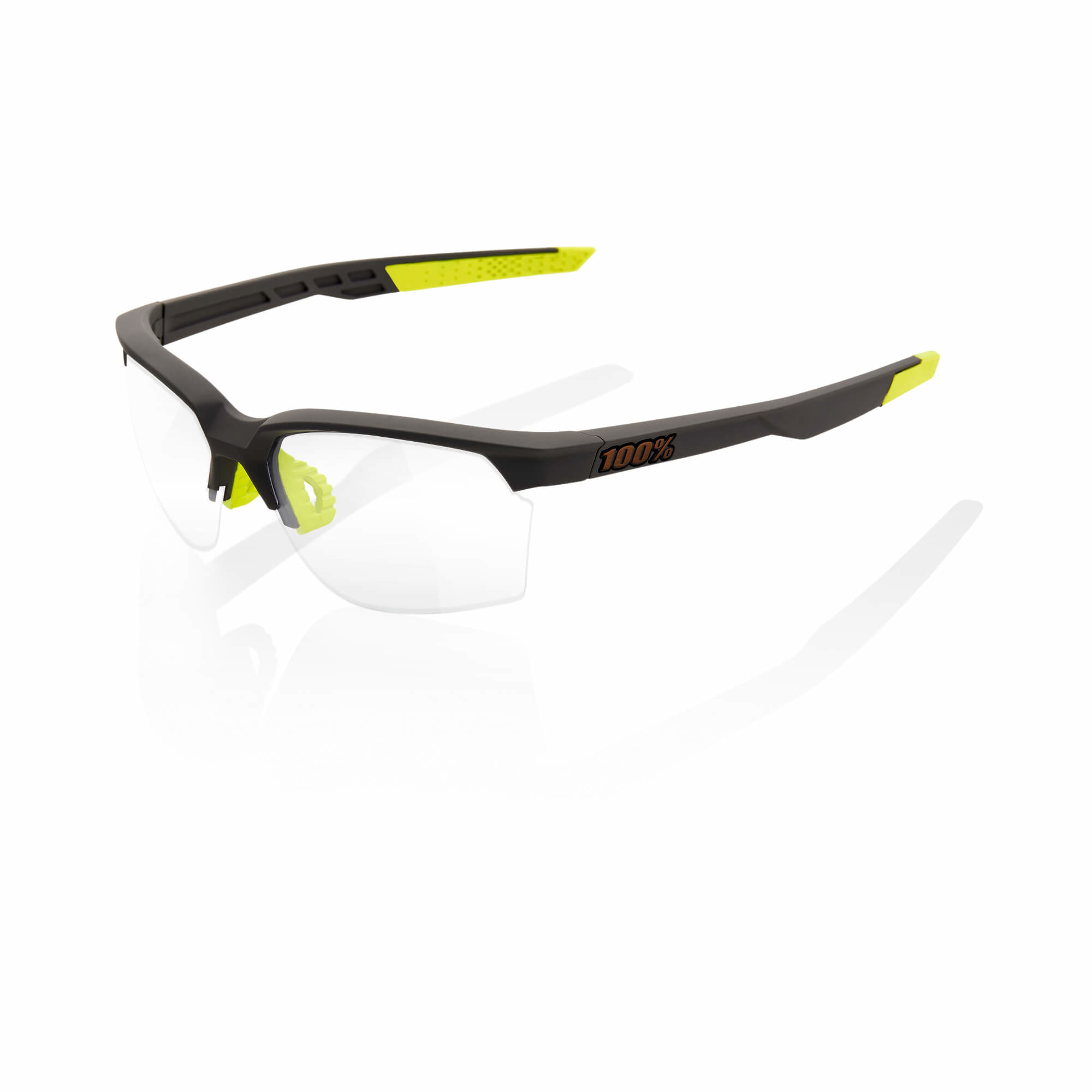 Sportcoupe Soft Tact Cool Grey Photochromatic Lens-1