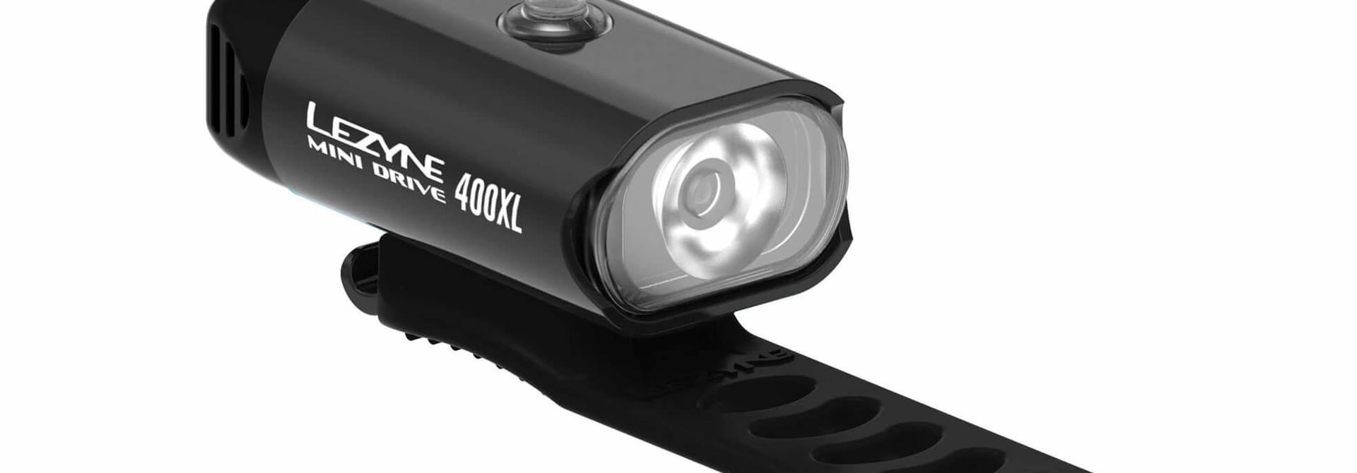 LED Mini Drive 400XL Black Y13