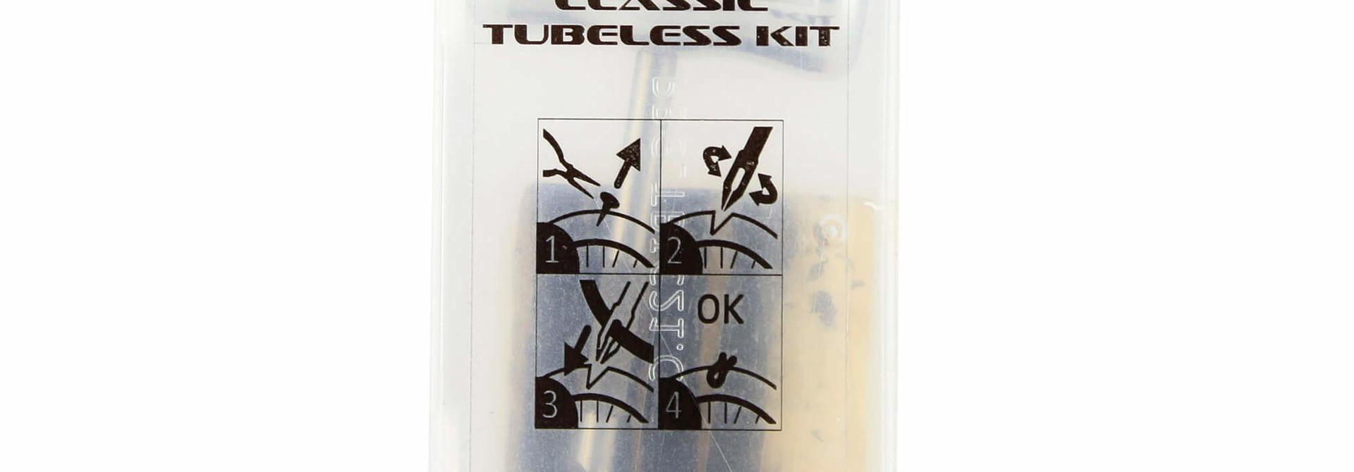 Classic Tubeless Kit