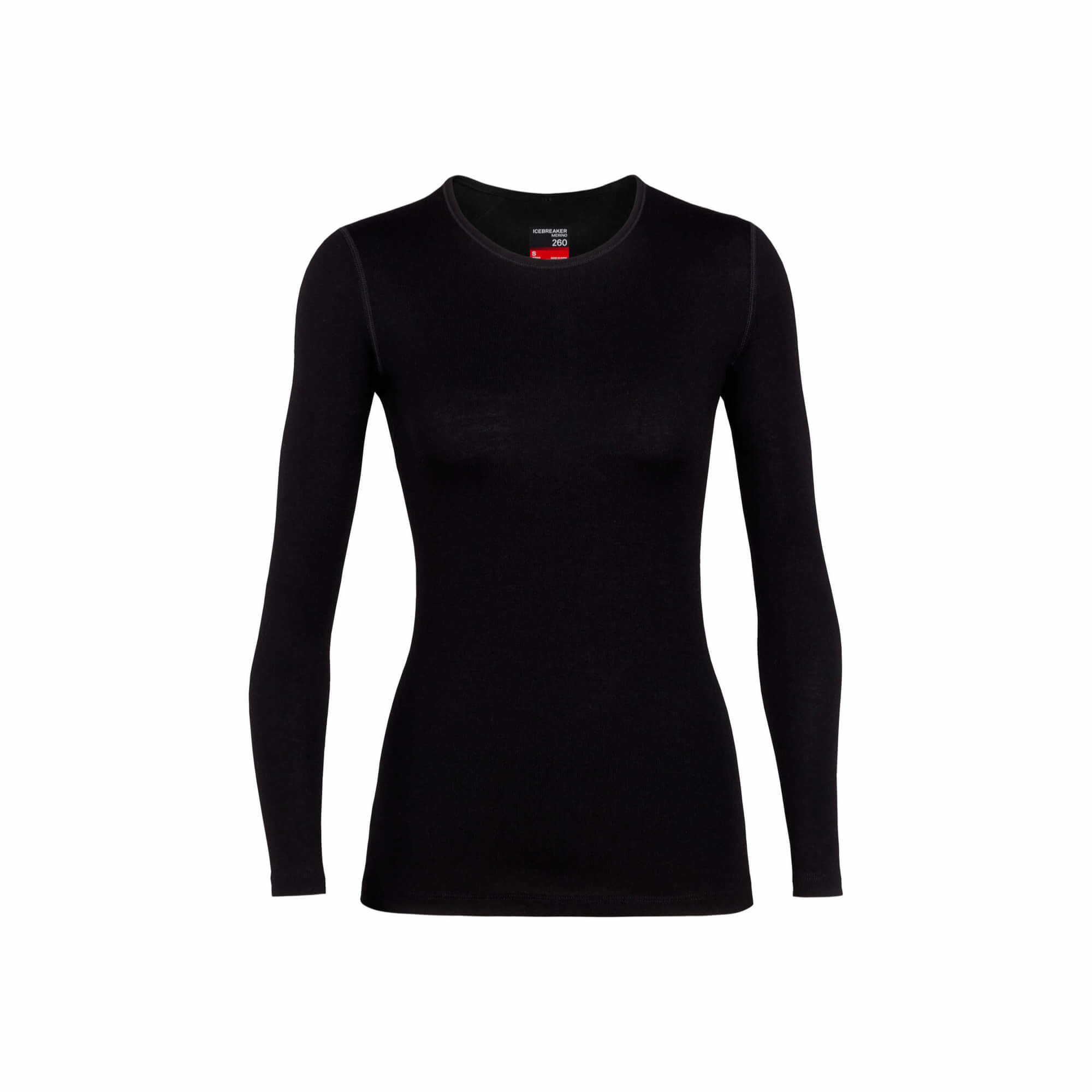Women's 260 Tech Long Sleeve Crewe-2