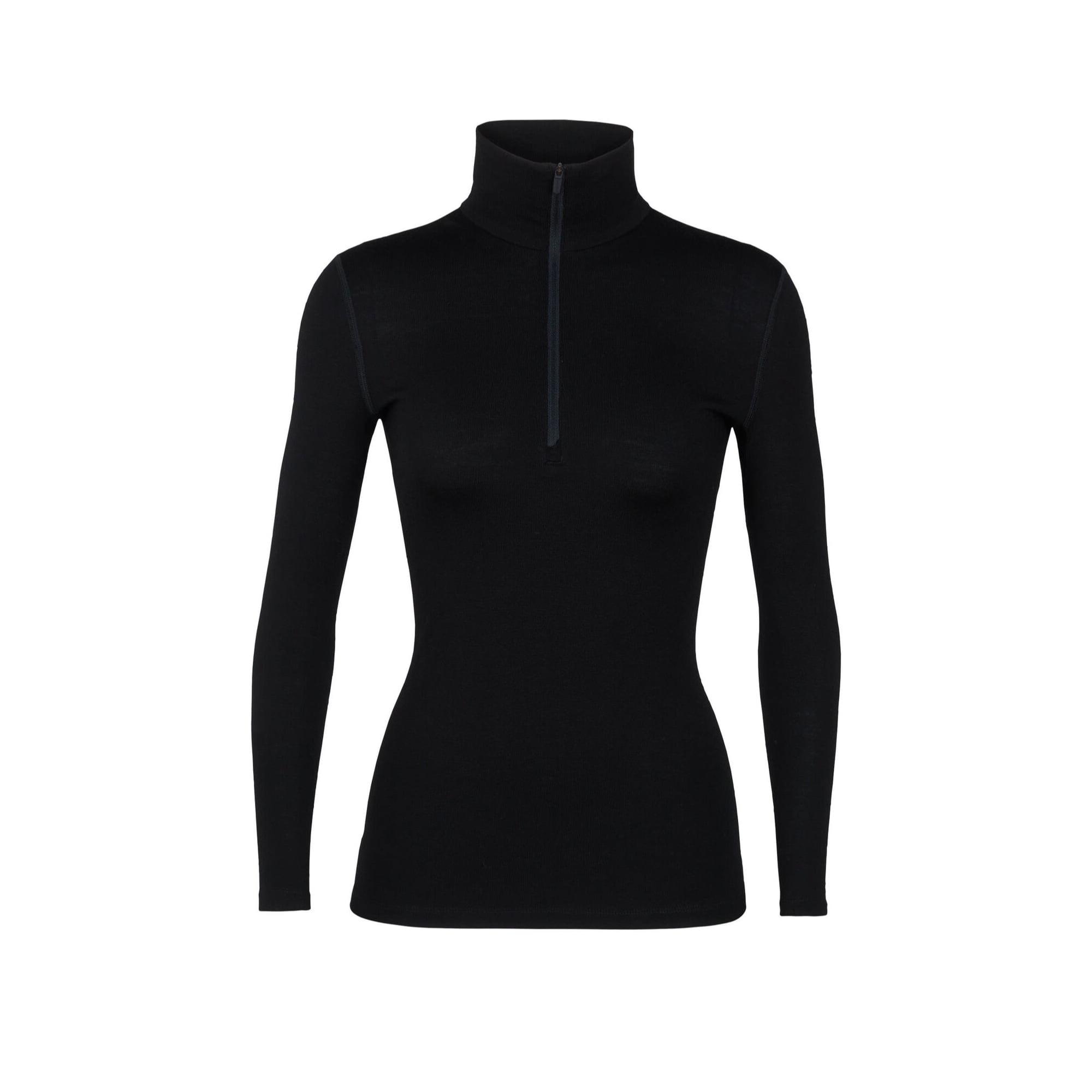 Women's 260 Tech Long Sleeve Half Zip-1