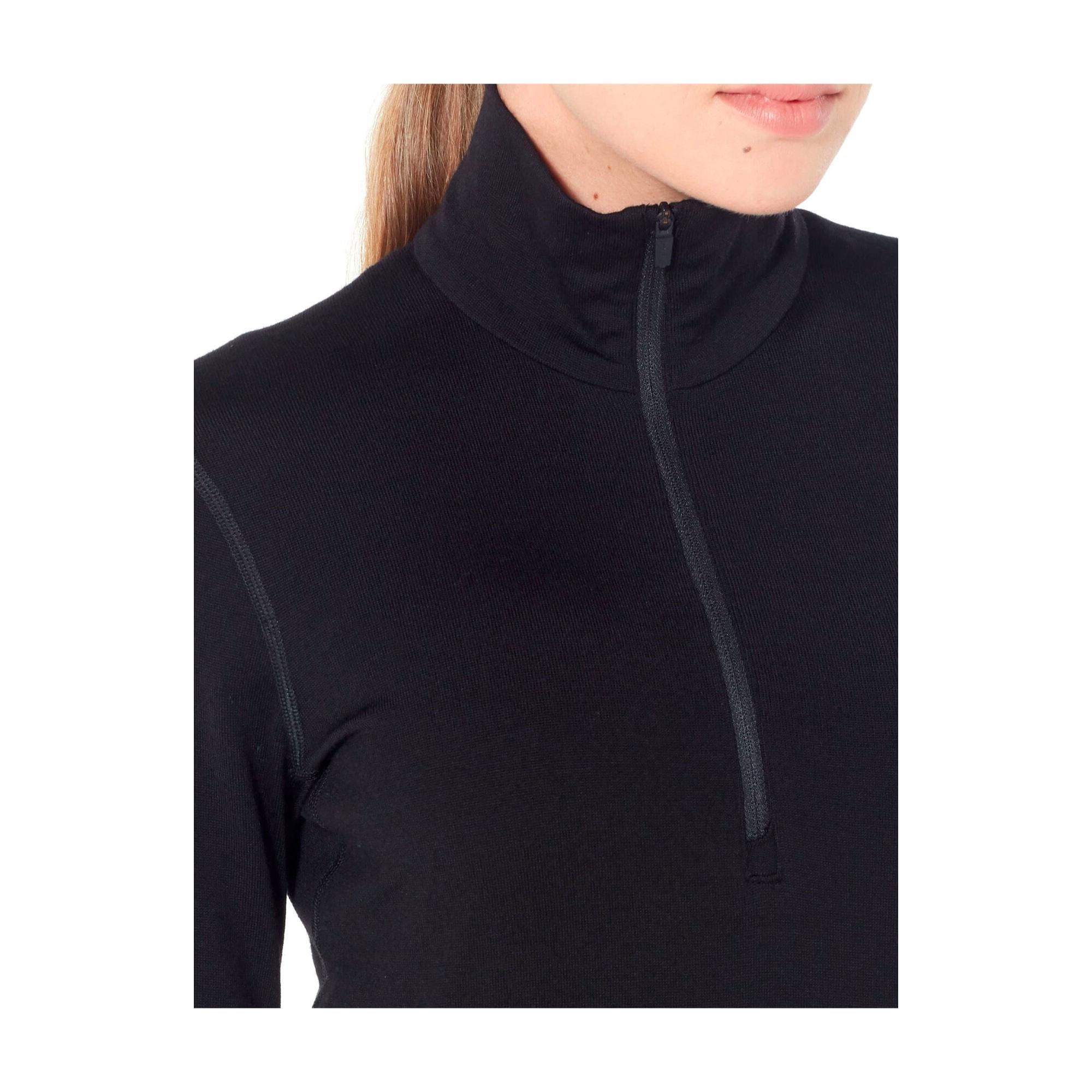 Women's 260 Tech Long Sleeve Half Zip-5