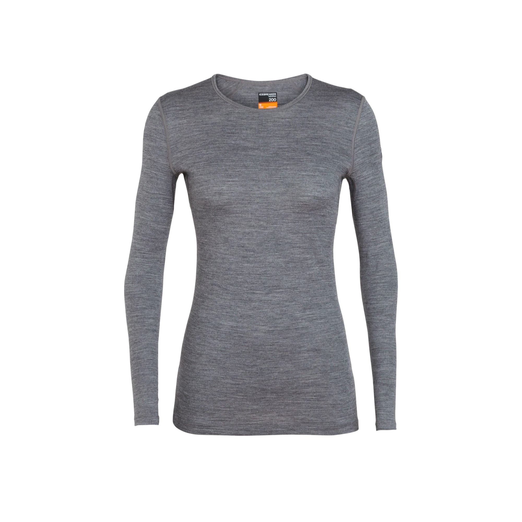 Women's 200 Oasis Long Sleeve Crewe-1