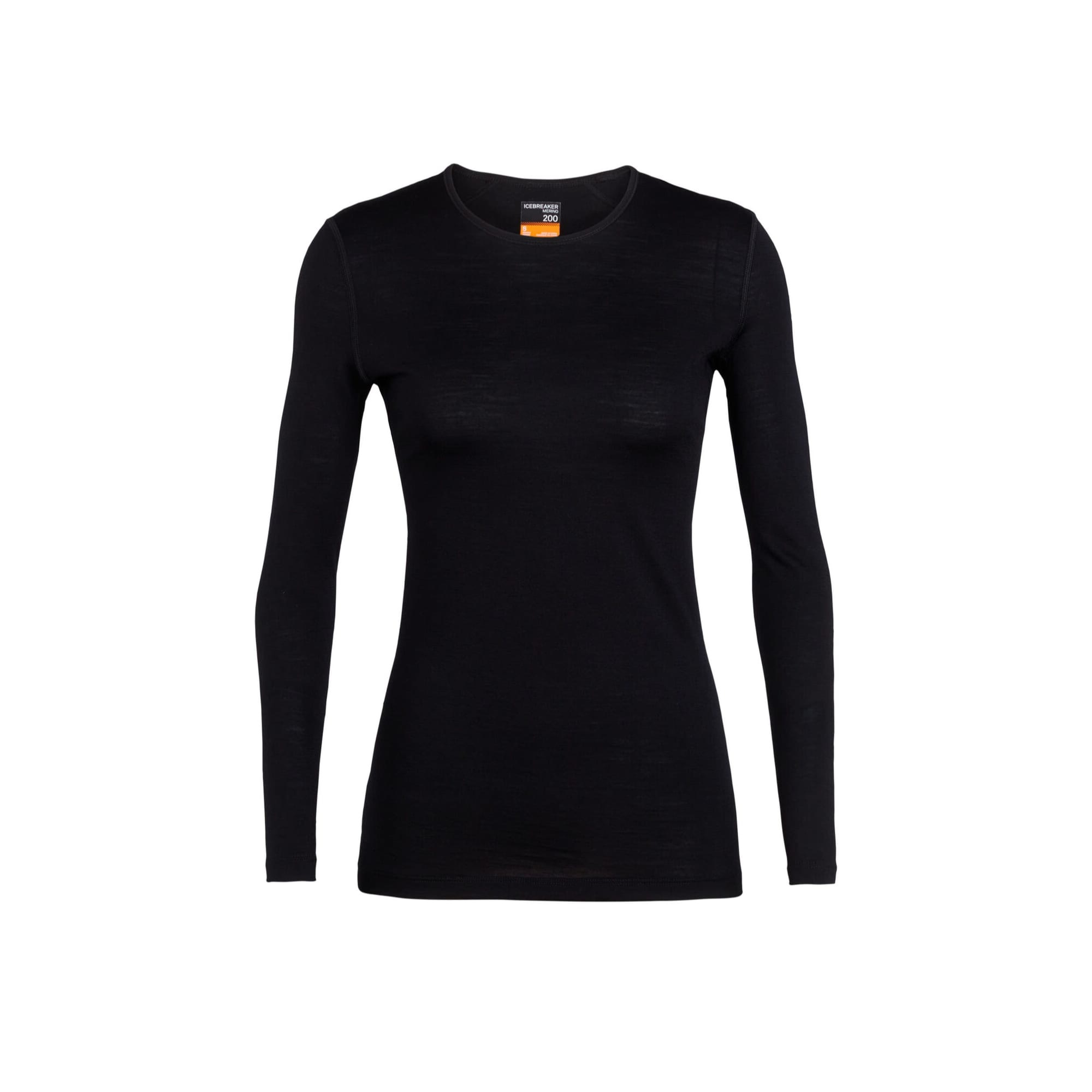 Women's 200 Oasis Long Sleeve Crewe-2