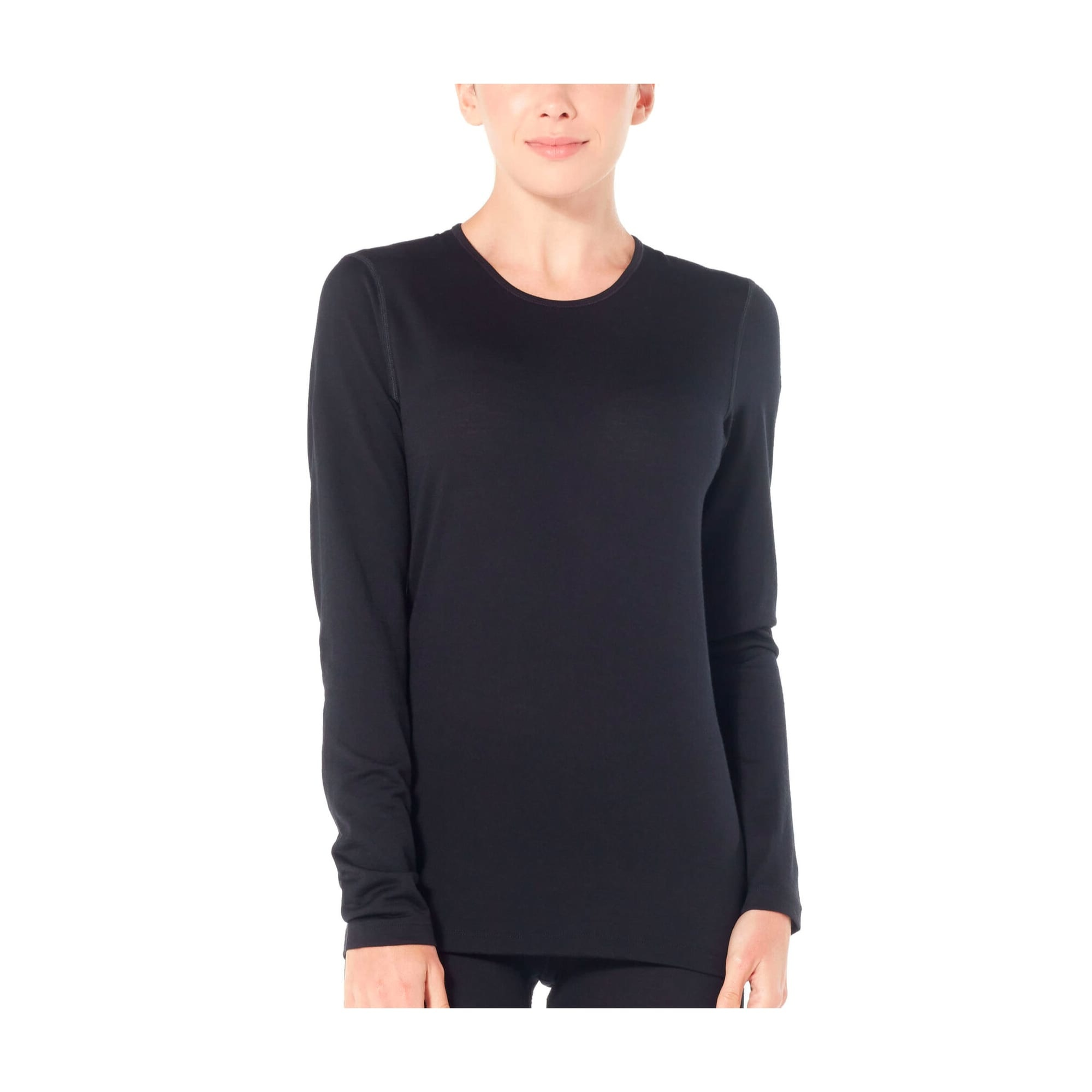 Women's 200 Oasis Long Sleeve Crewe-3