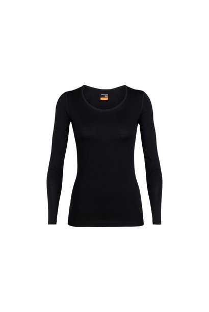 Women's 200 Oasis Long Sleeve Scoop