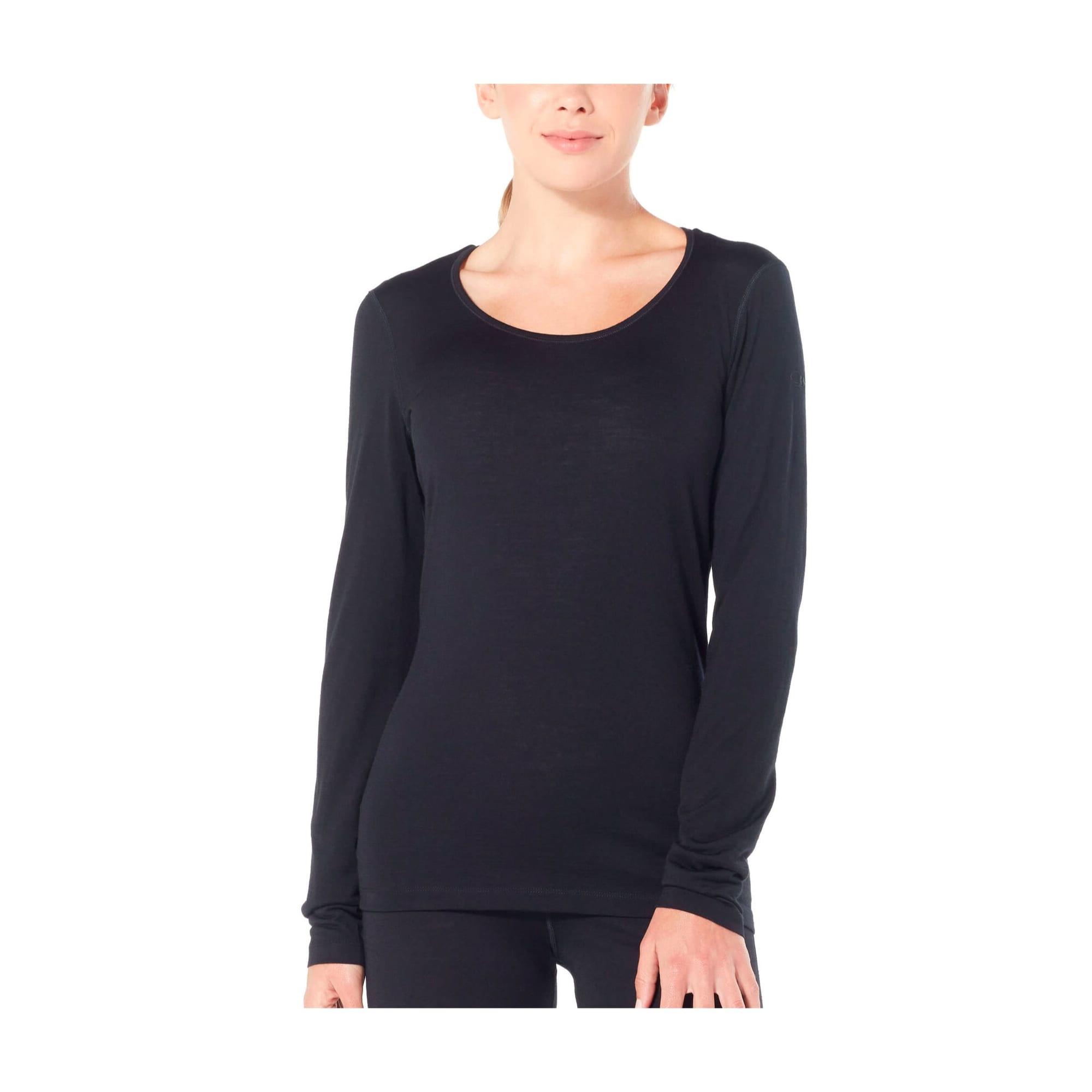 Women's 200 Oasis Long Sleeve Scoop-2