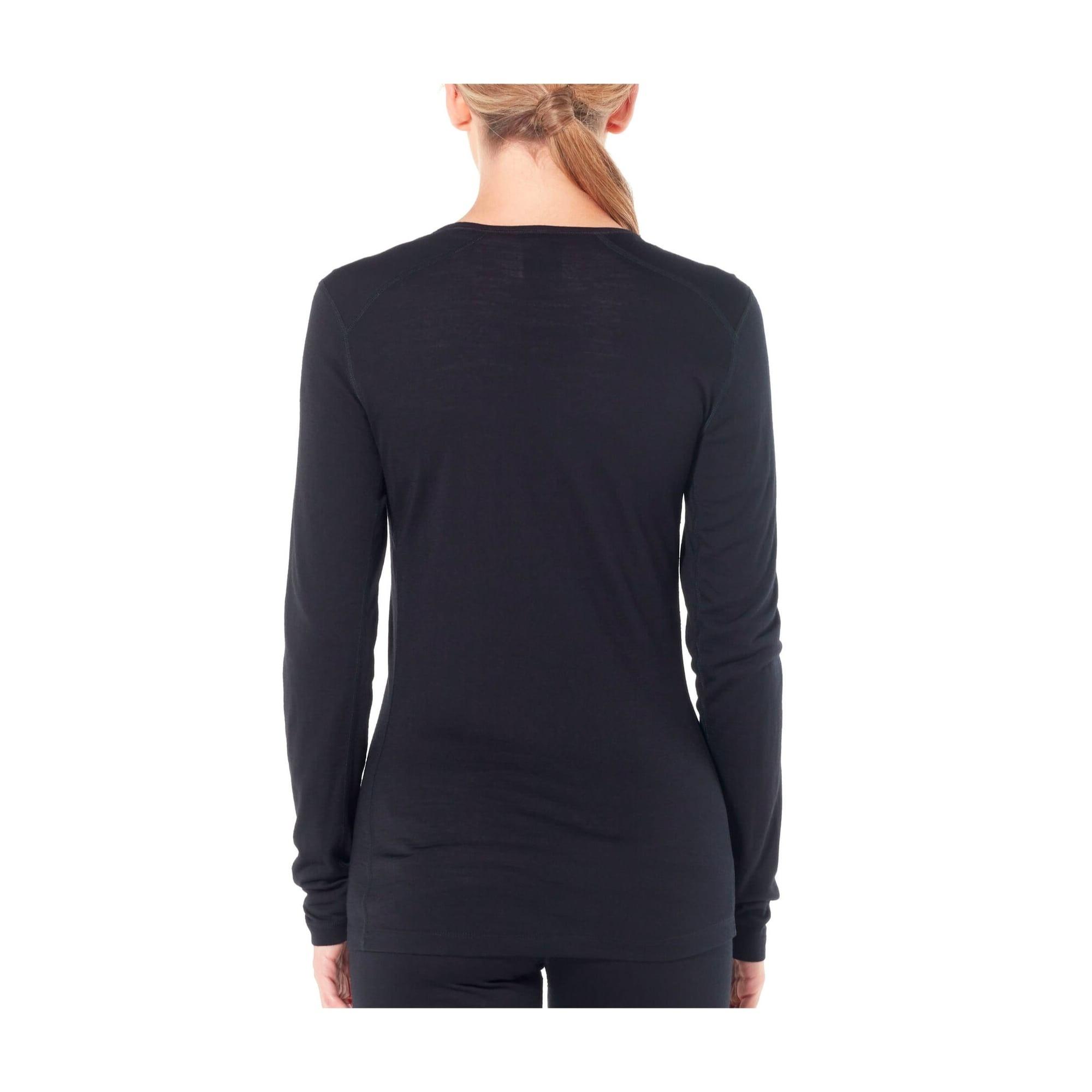 Women's 200 Oasis Long Sleeve Scoop-3