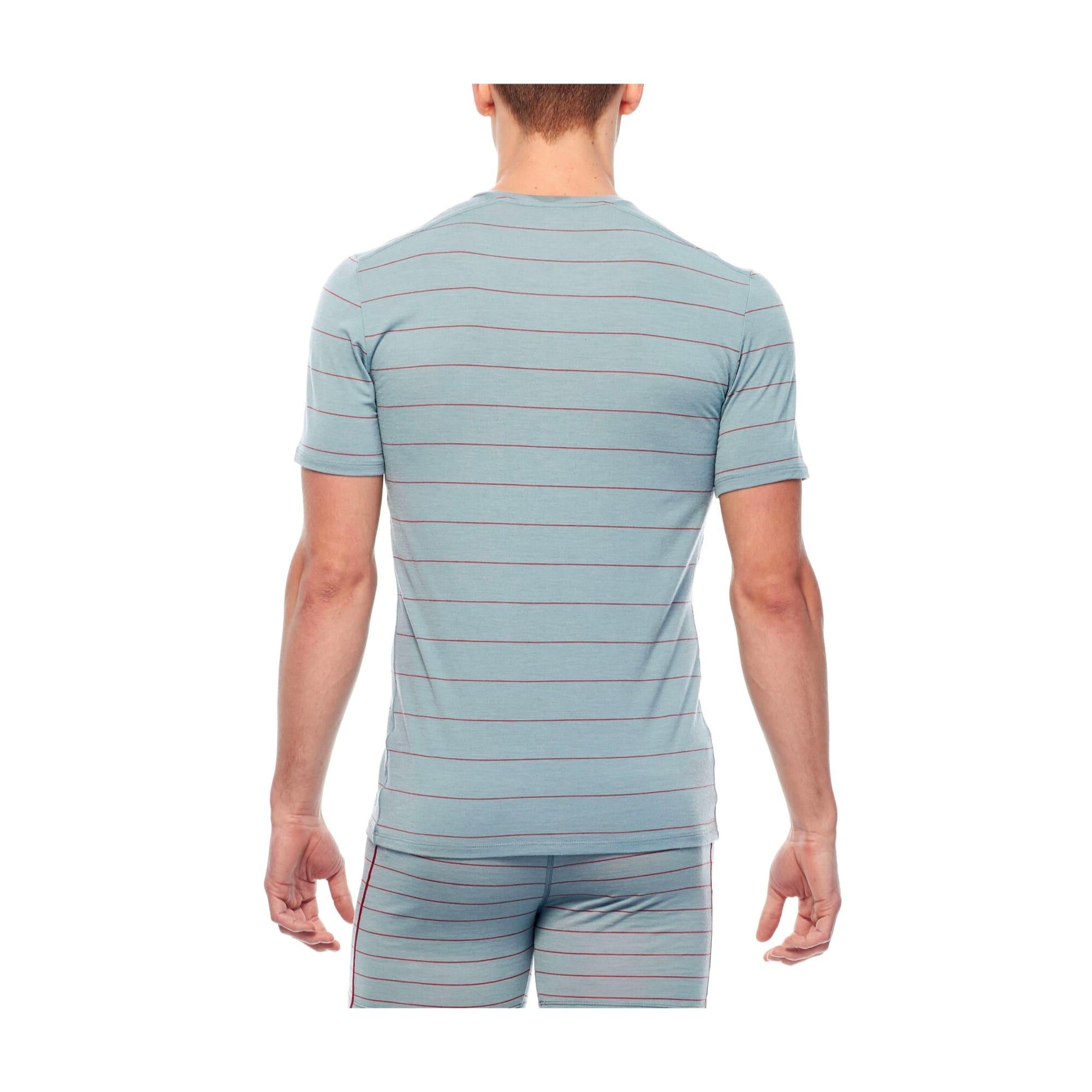 Men's Anatomica Short Sleeve Crewe-3