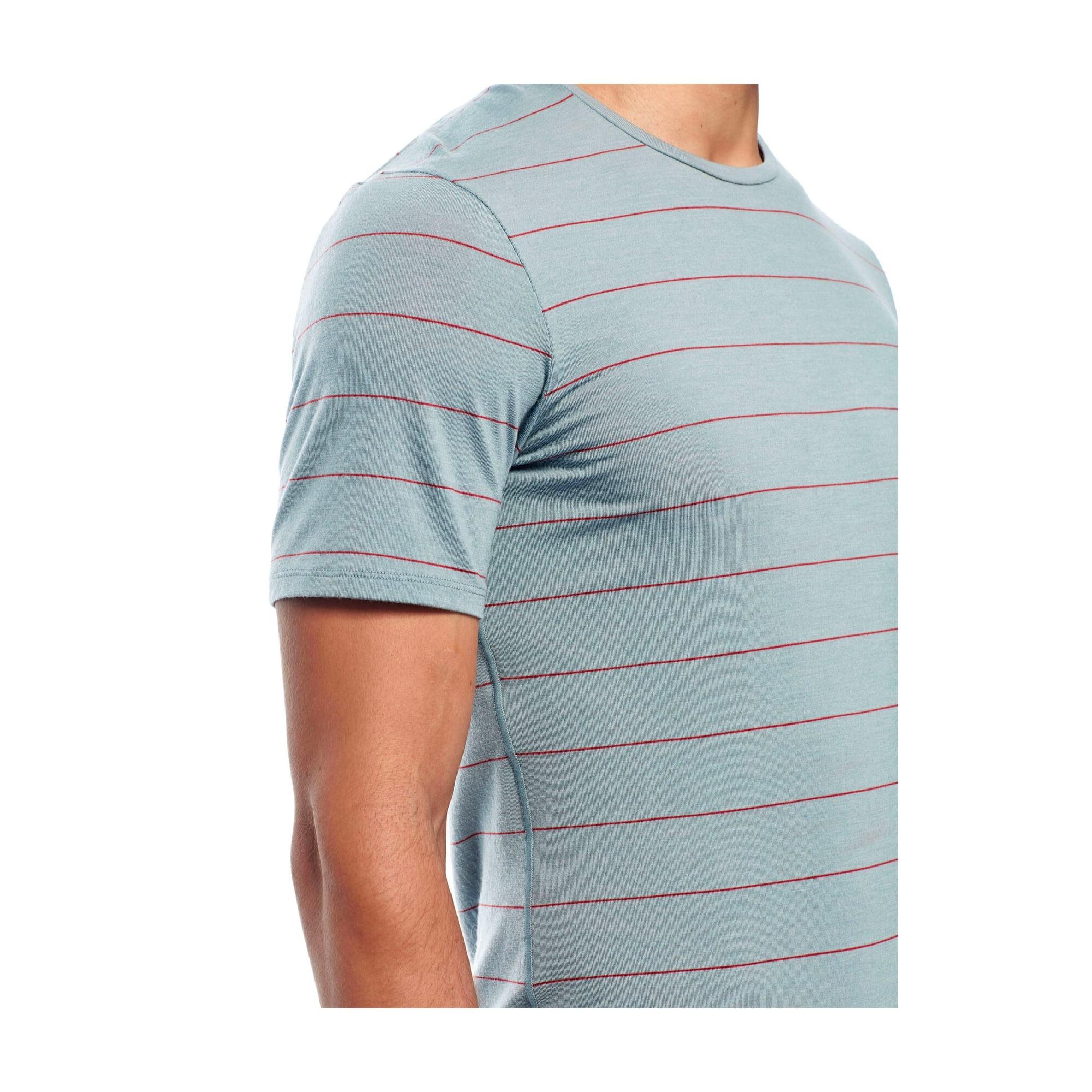 Men's Anatomica Short Sleeve Crewe-5