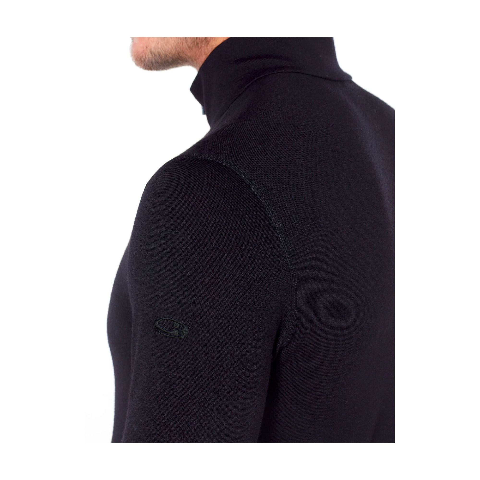 Men's 260 Tech Long Sleeve Half Zip-5