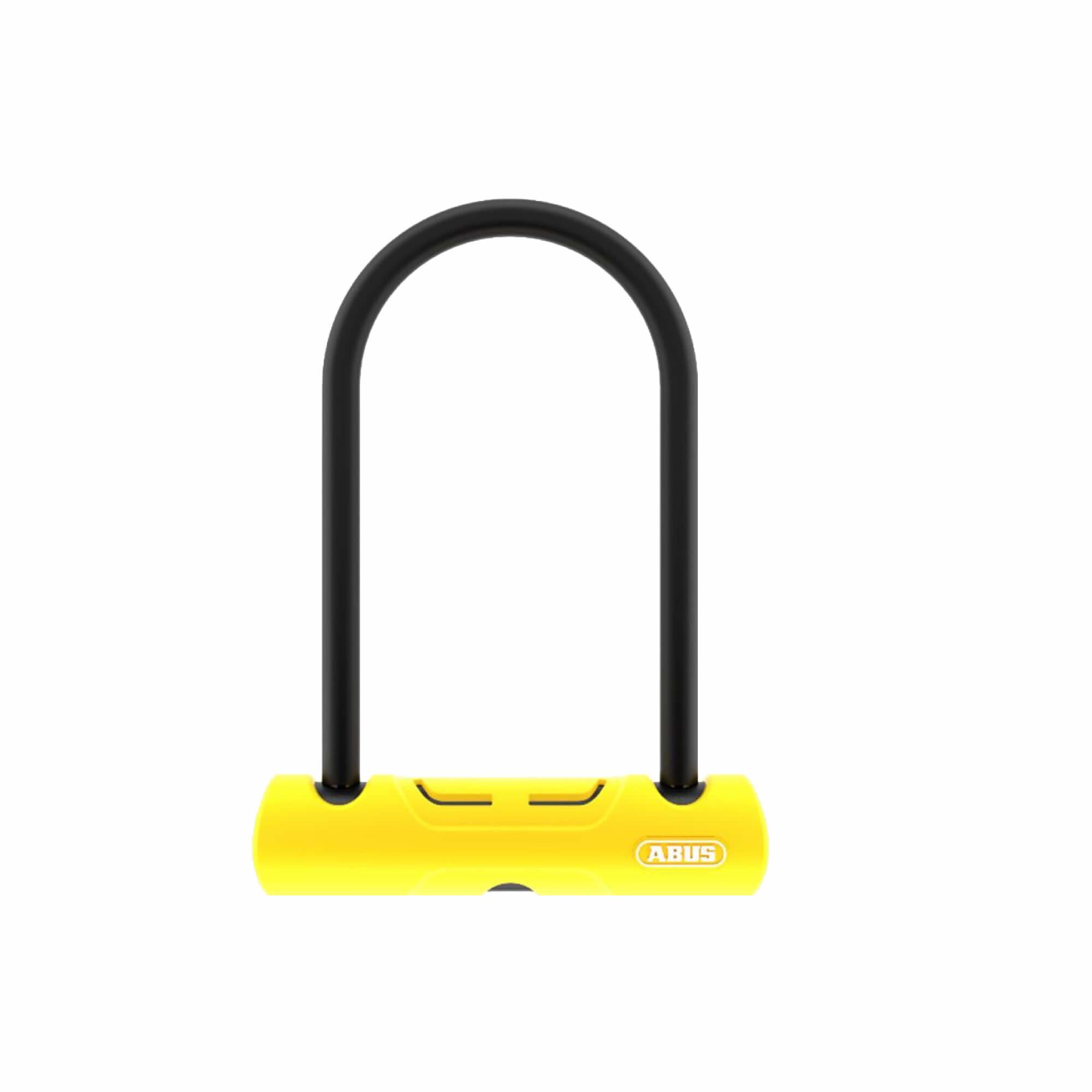 Lock U-Bolt Ultra 402 - 230mm+SH34 Yellow-1