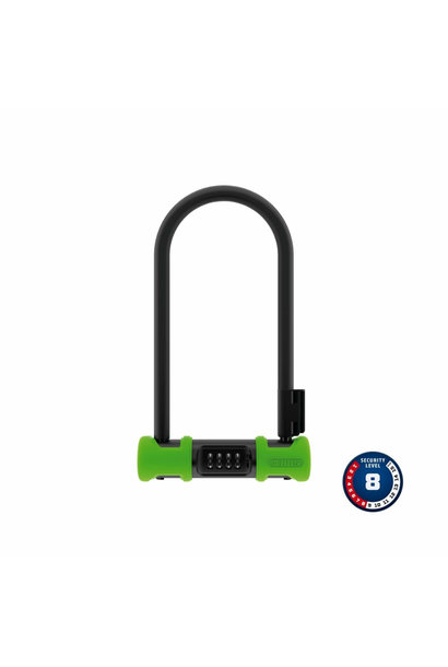 Lock U-Bolt Ultra 410 Combo - 230mm+SH34 Green