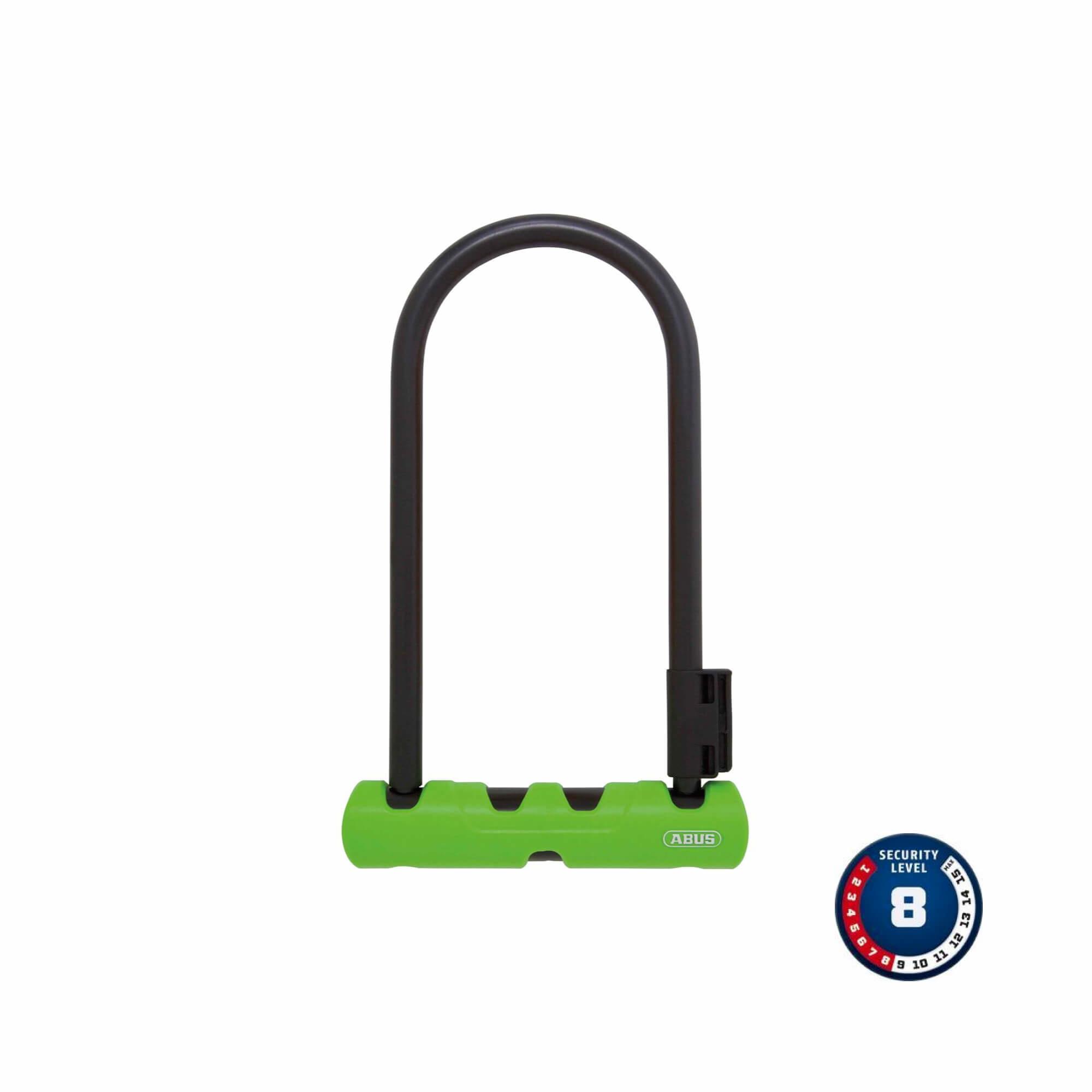 Lock U-Bolt Ultra 410 - 230mm+SH34 Green-1