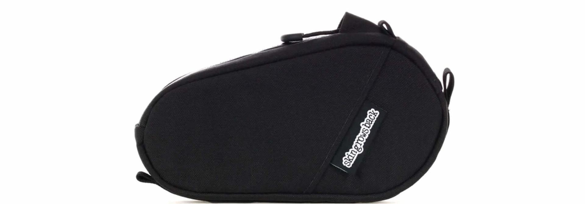 Amigo Top Tube Bag Black