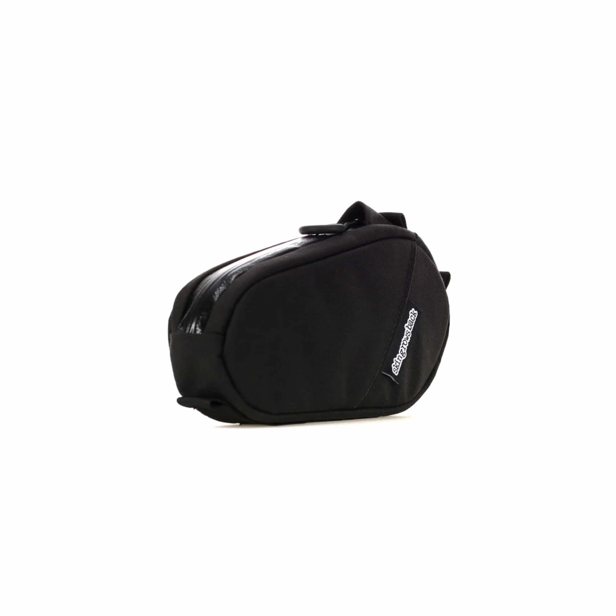Amigo Top Tube Bag Black-2