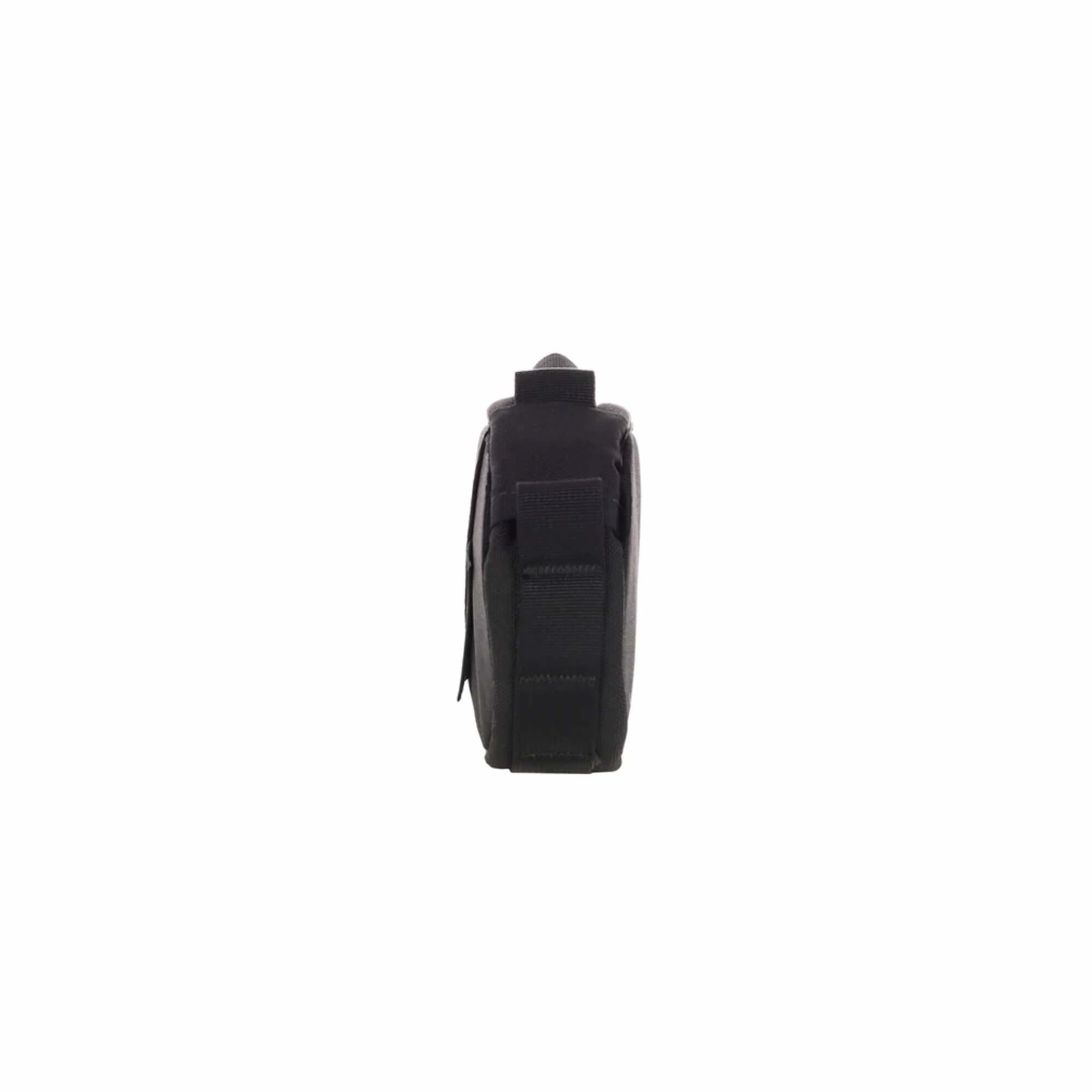 Amigo Top Tube Bag Black-4