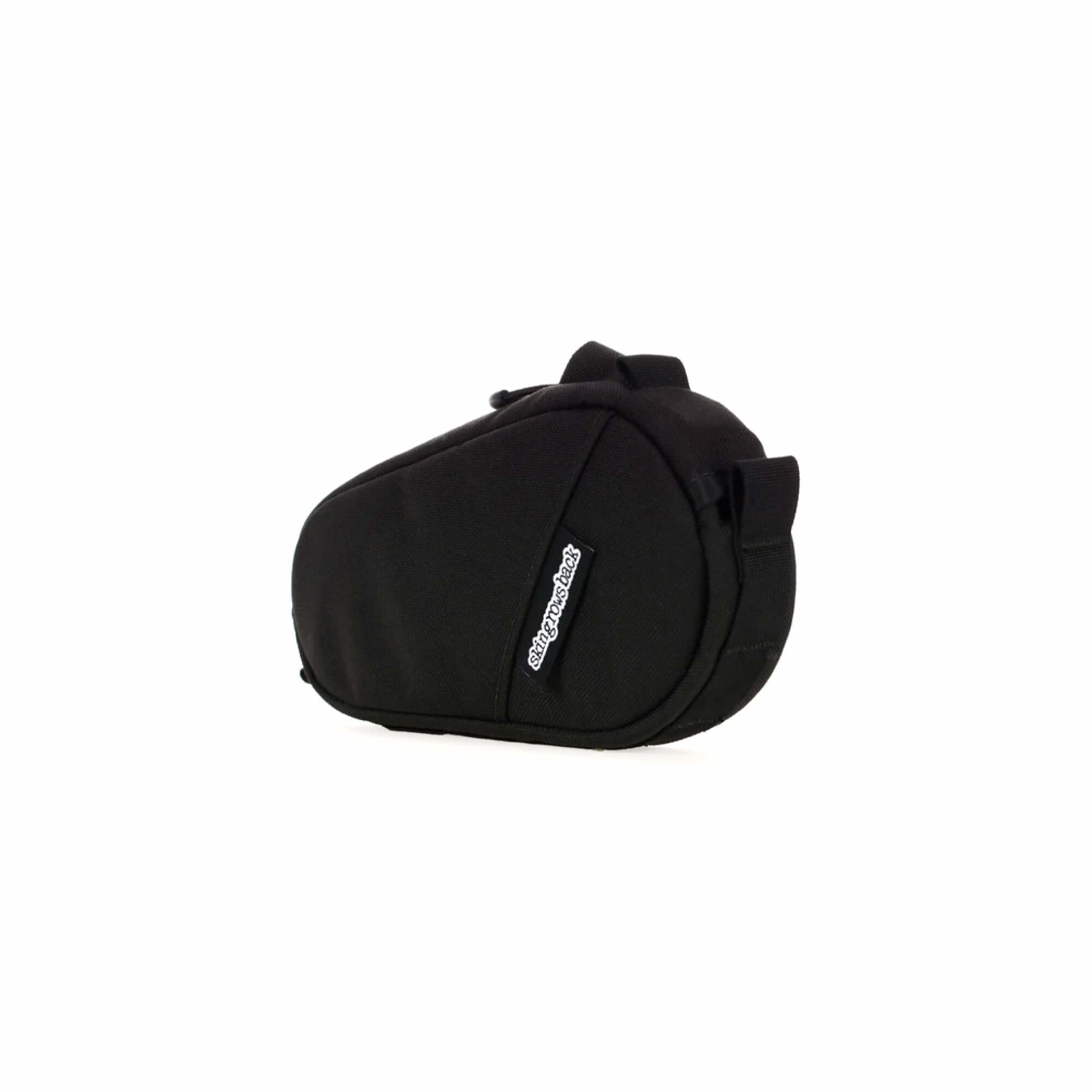 Amigo Top Tube Bag Black-6