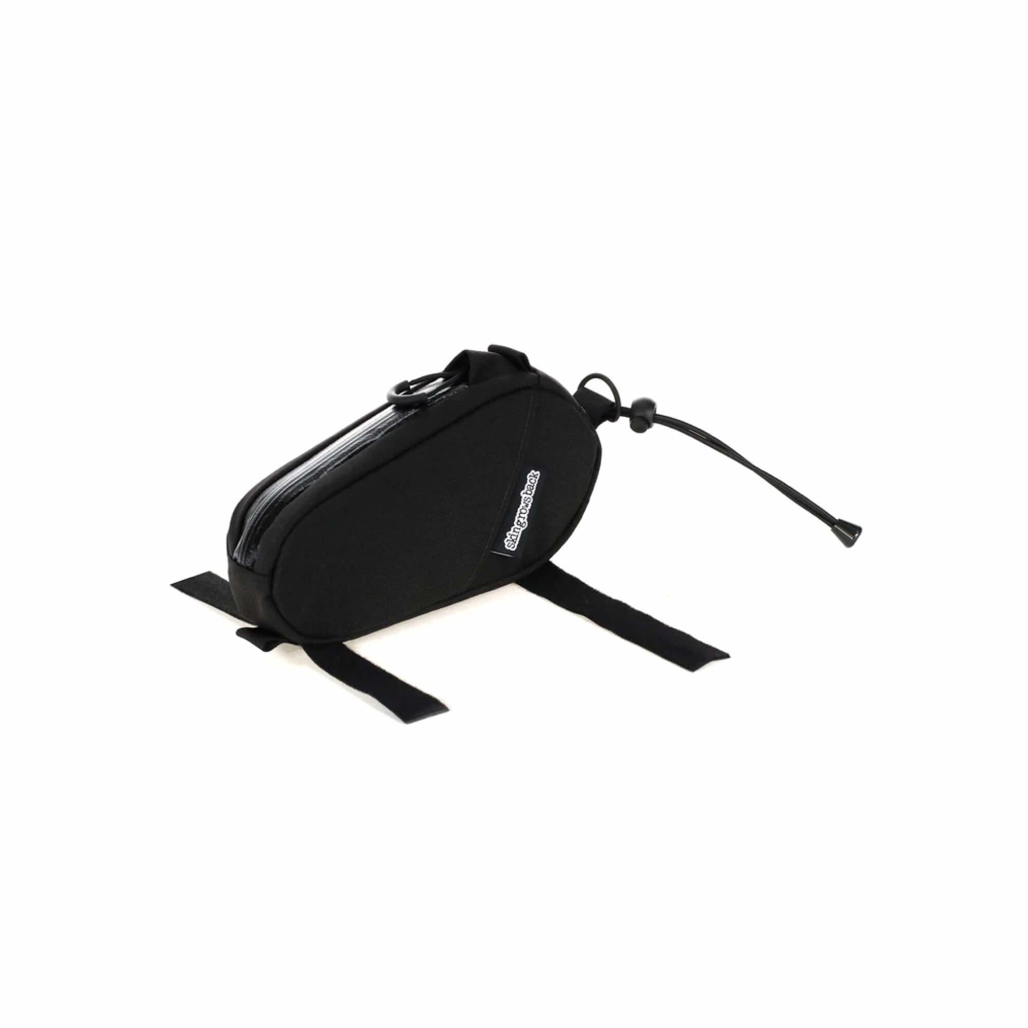 Amigo Top Tube Bag Black-7