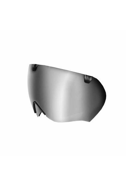 Mistral Silver Mirror Visor 58