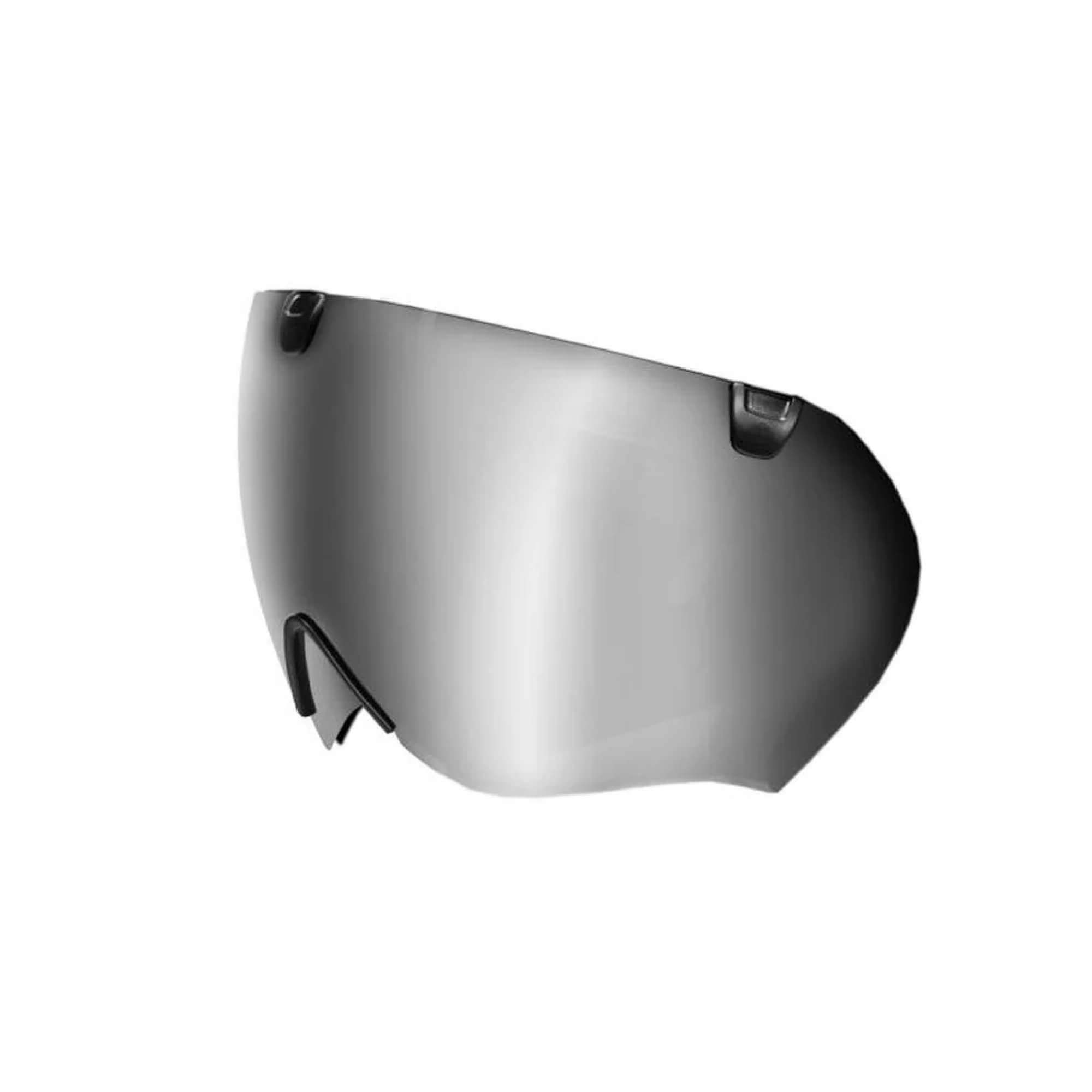 Mistral Silver Mirror Visor 58-1