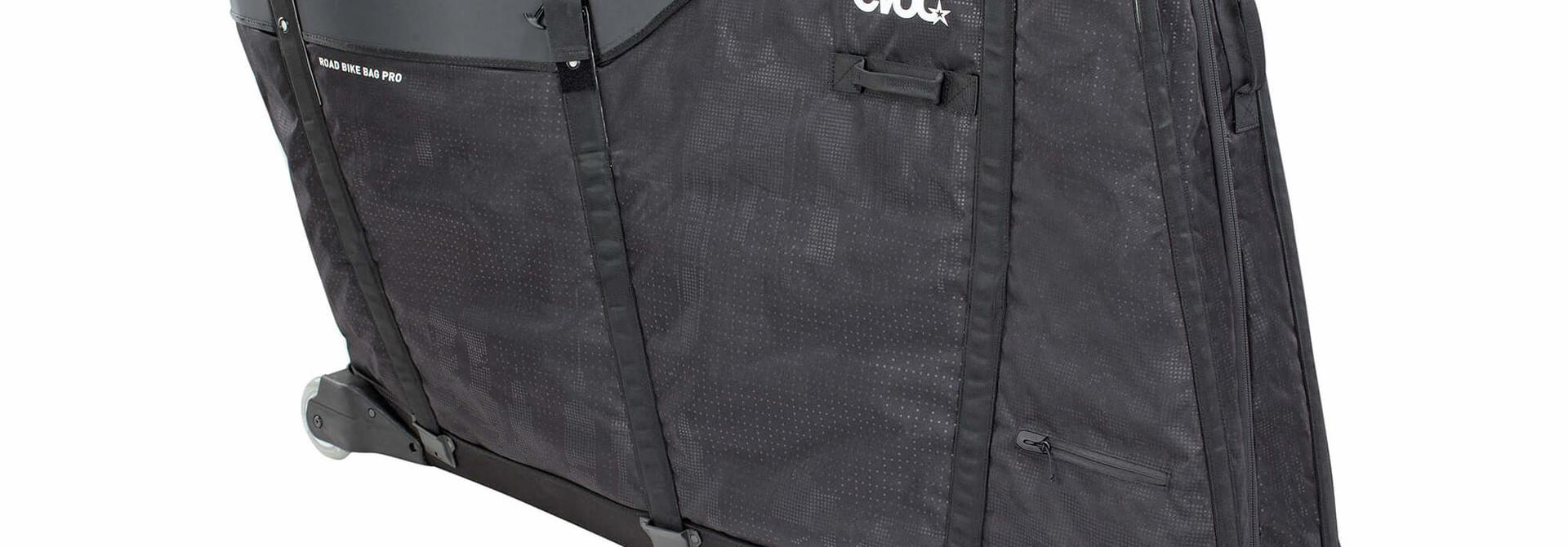 Road Bike Bag Pro Black