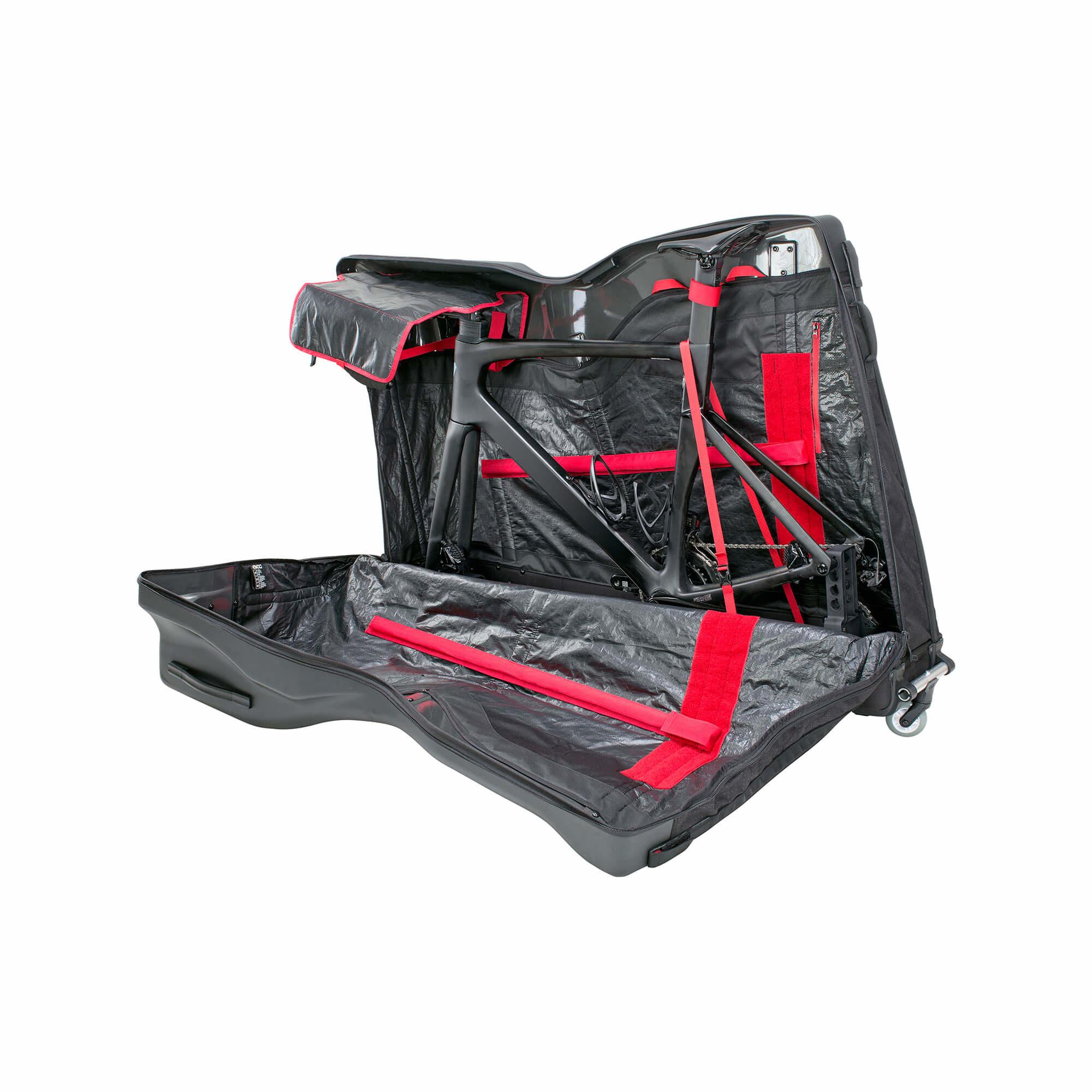 Road Bike Bag Pro Black-9