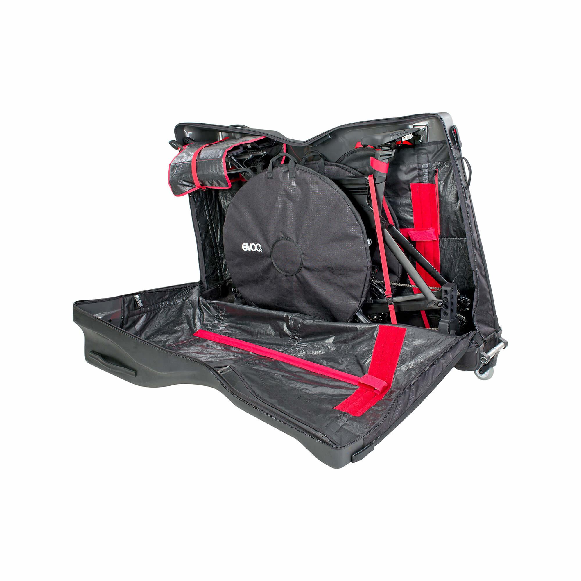 Road Bike Bag Pro Black-11