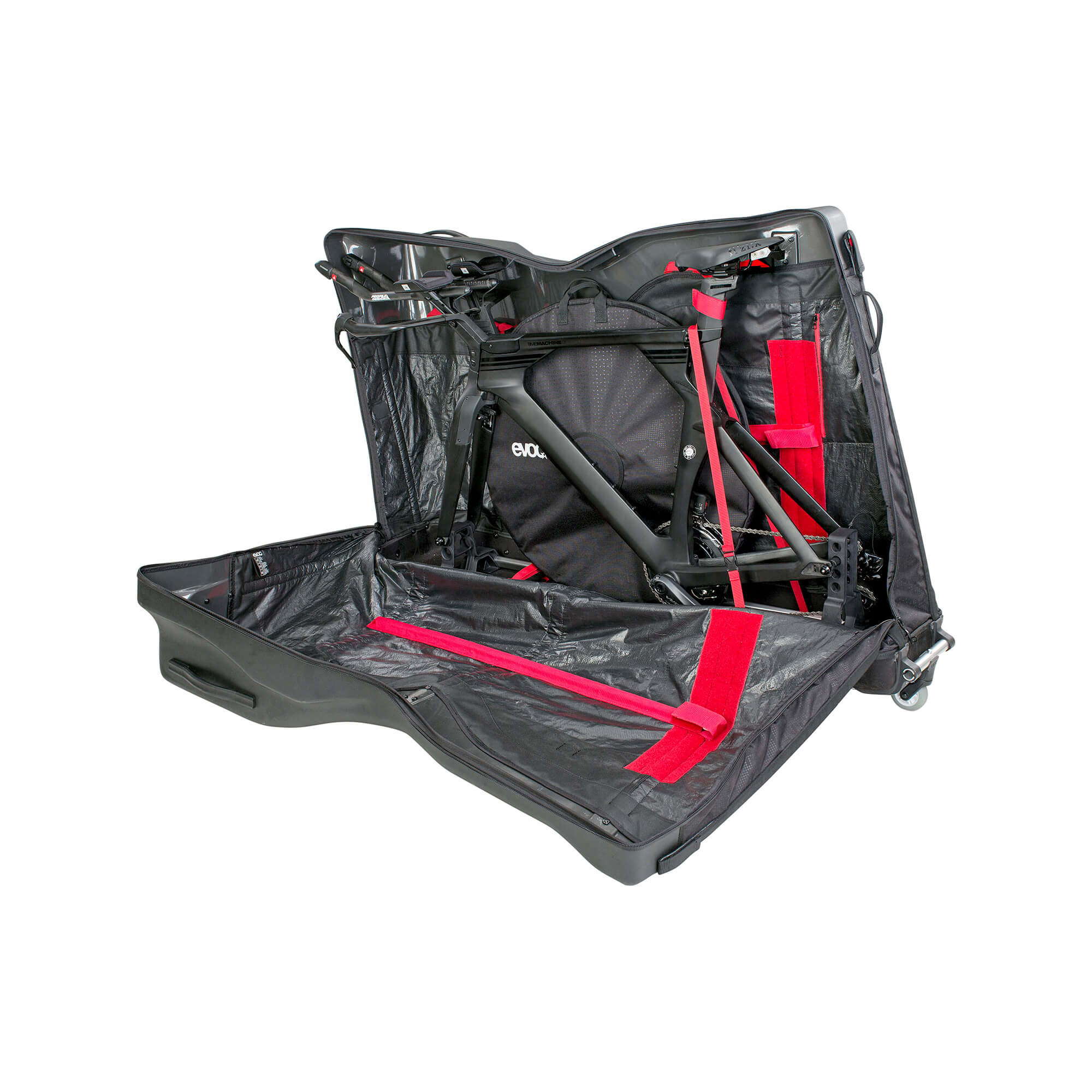 Road Bike Bag Pro Black-12