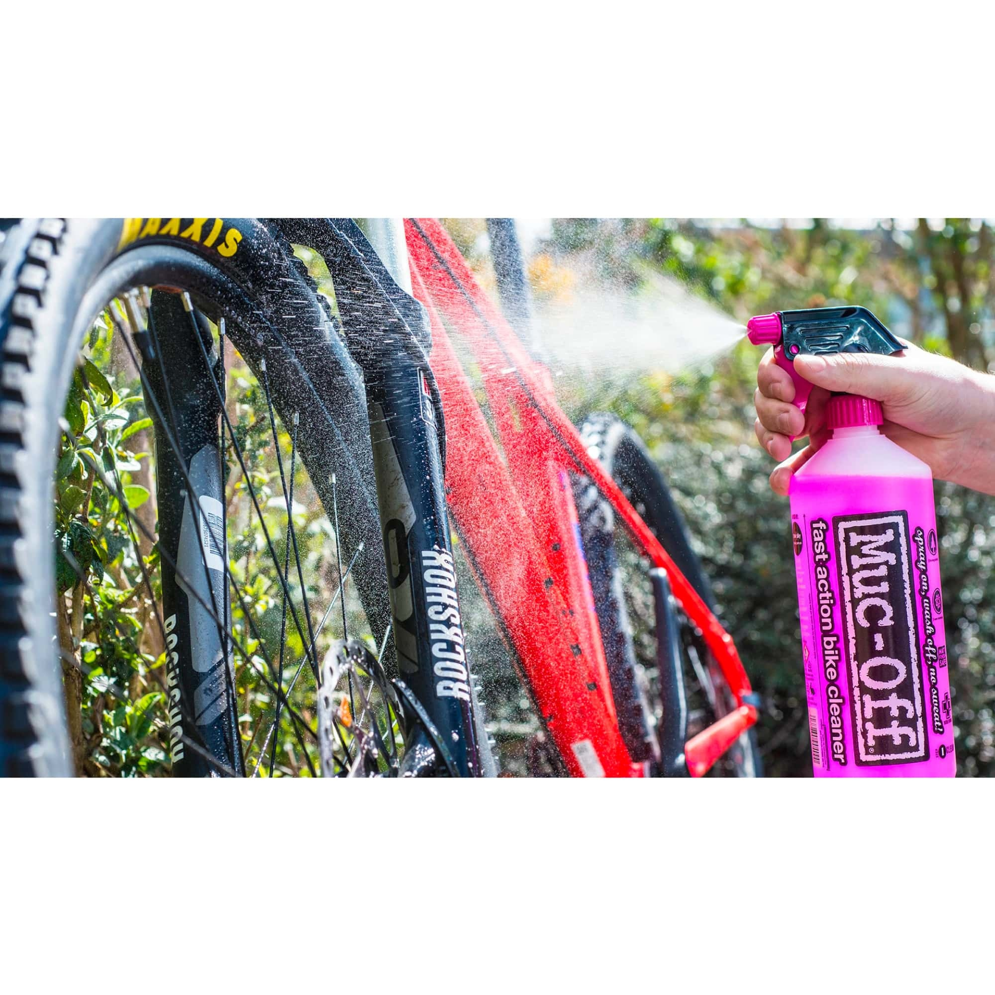 Kit 8-in-One BikeClean-12