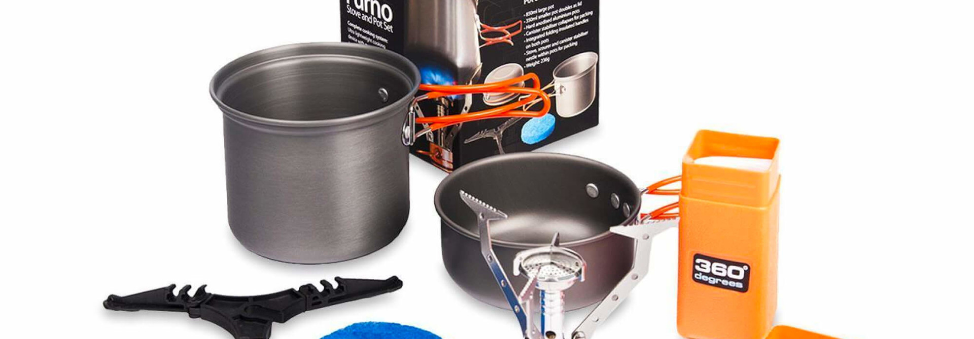 Furno Stove & Pot Set