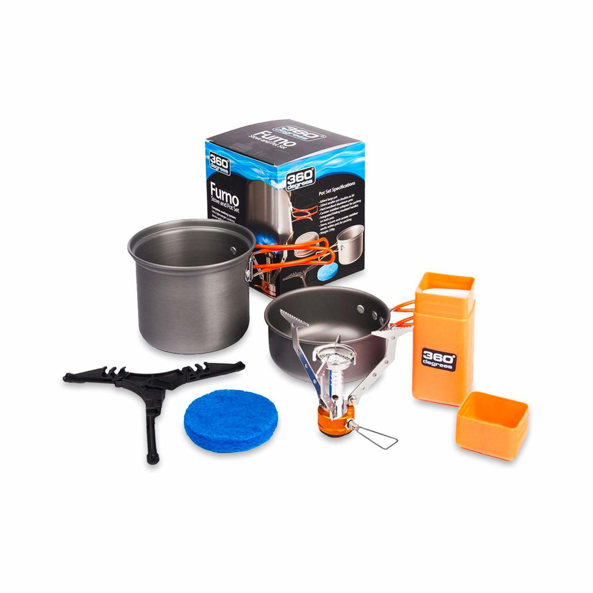 Furno Stove & Pot Set-1