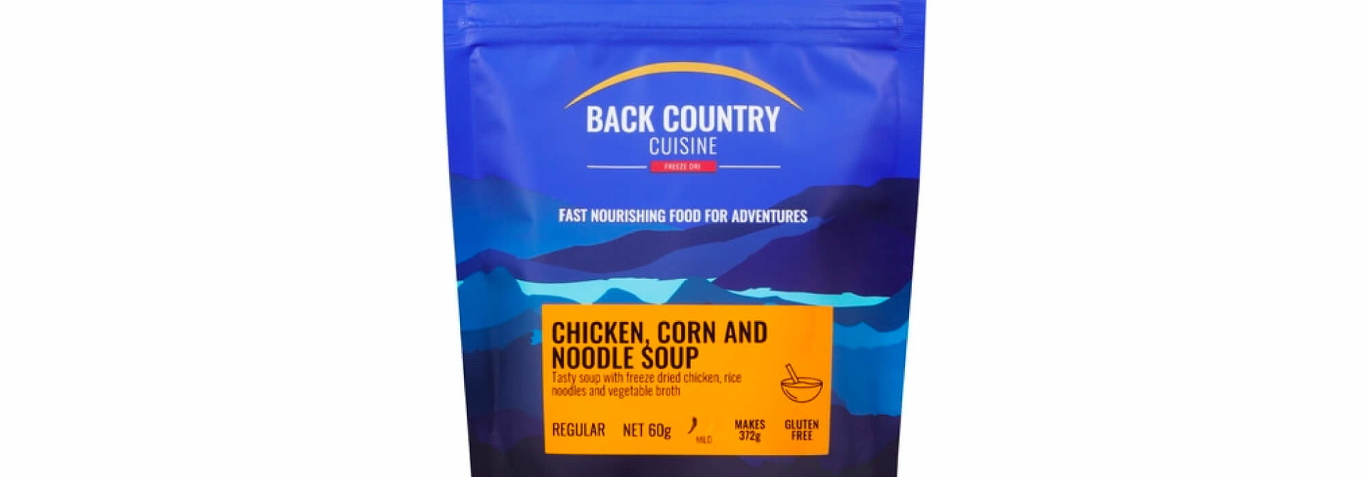 Chicken Corn and Noodle Soup