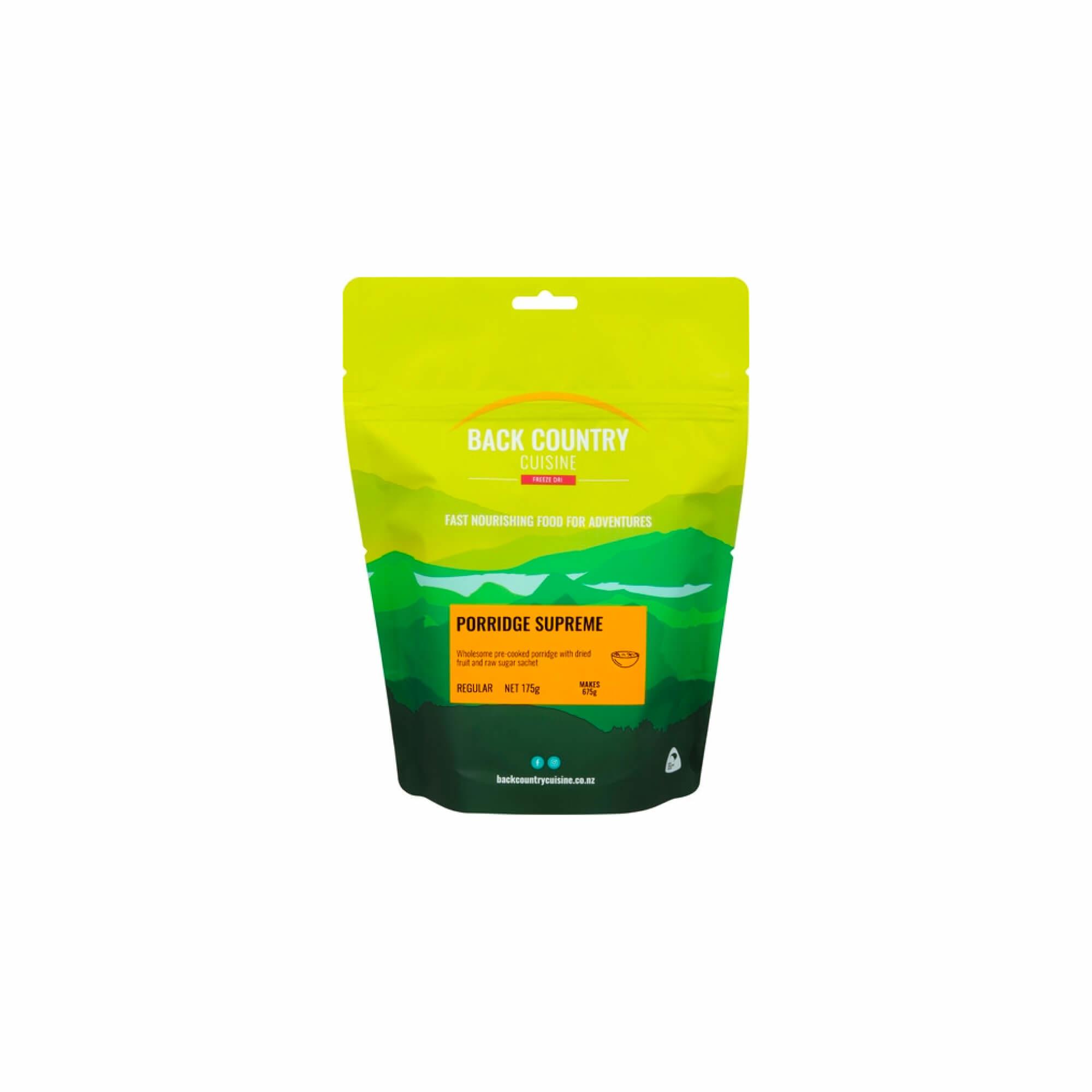 Porridge Supreme-1
