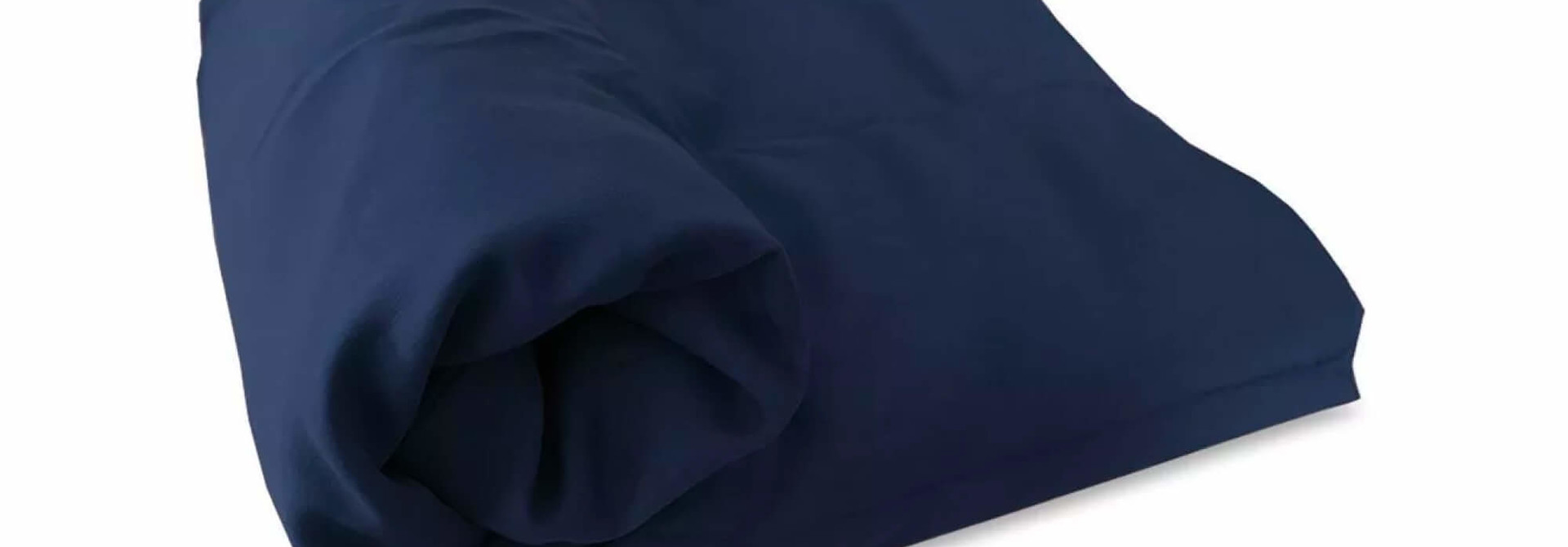 Cotton Liner Std Navy