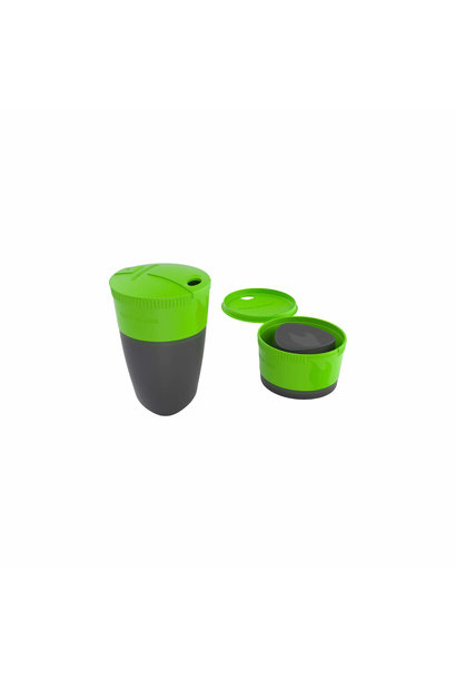 Light My Fire Pack Up Cup Green