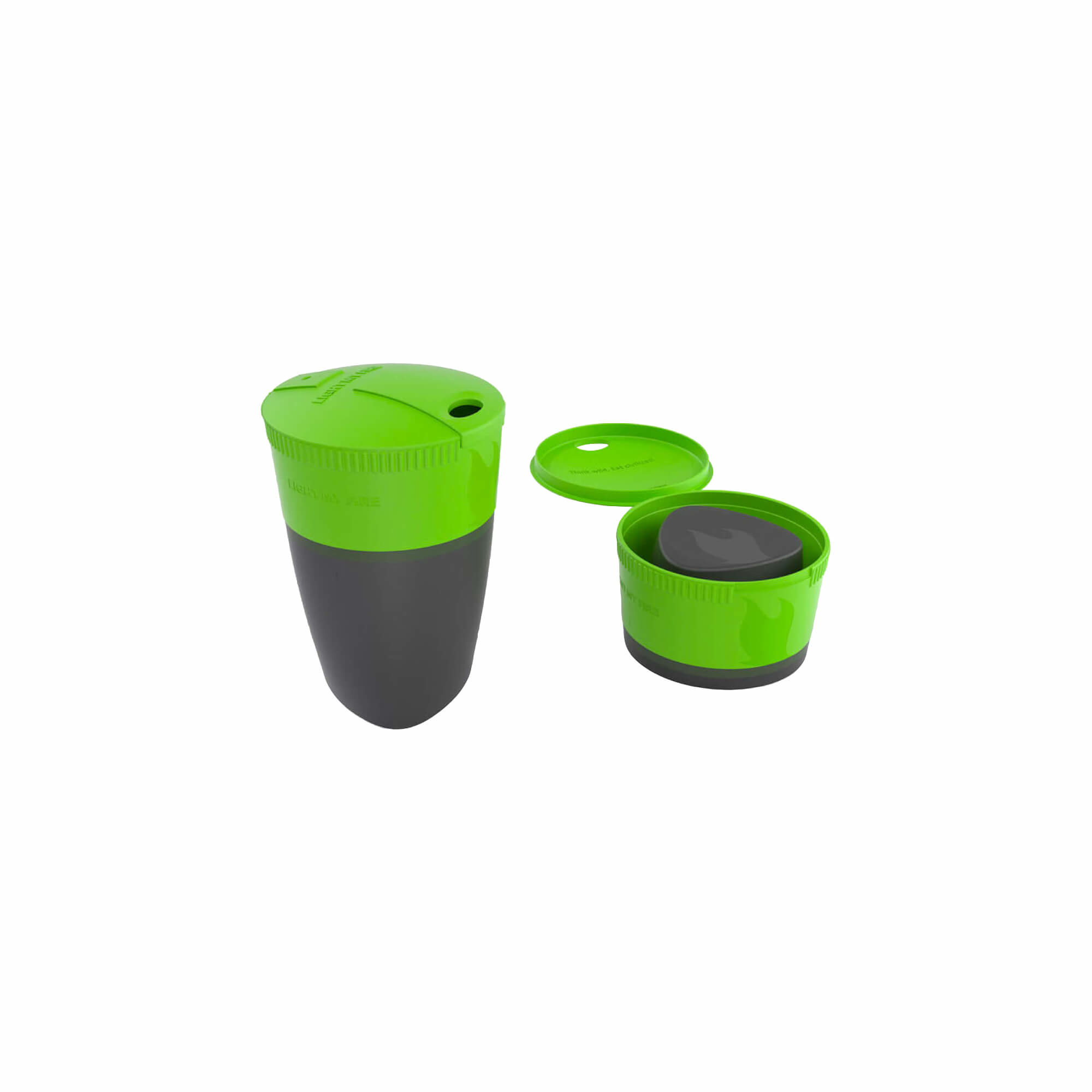 Light My Fire Pack Up Cup Green-1