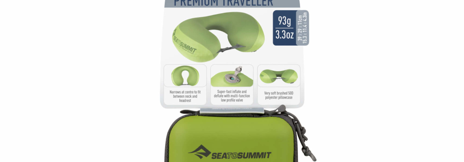 Aeros Premium Traveler Pillow