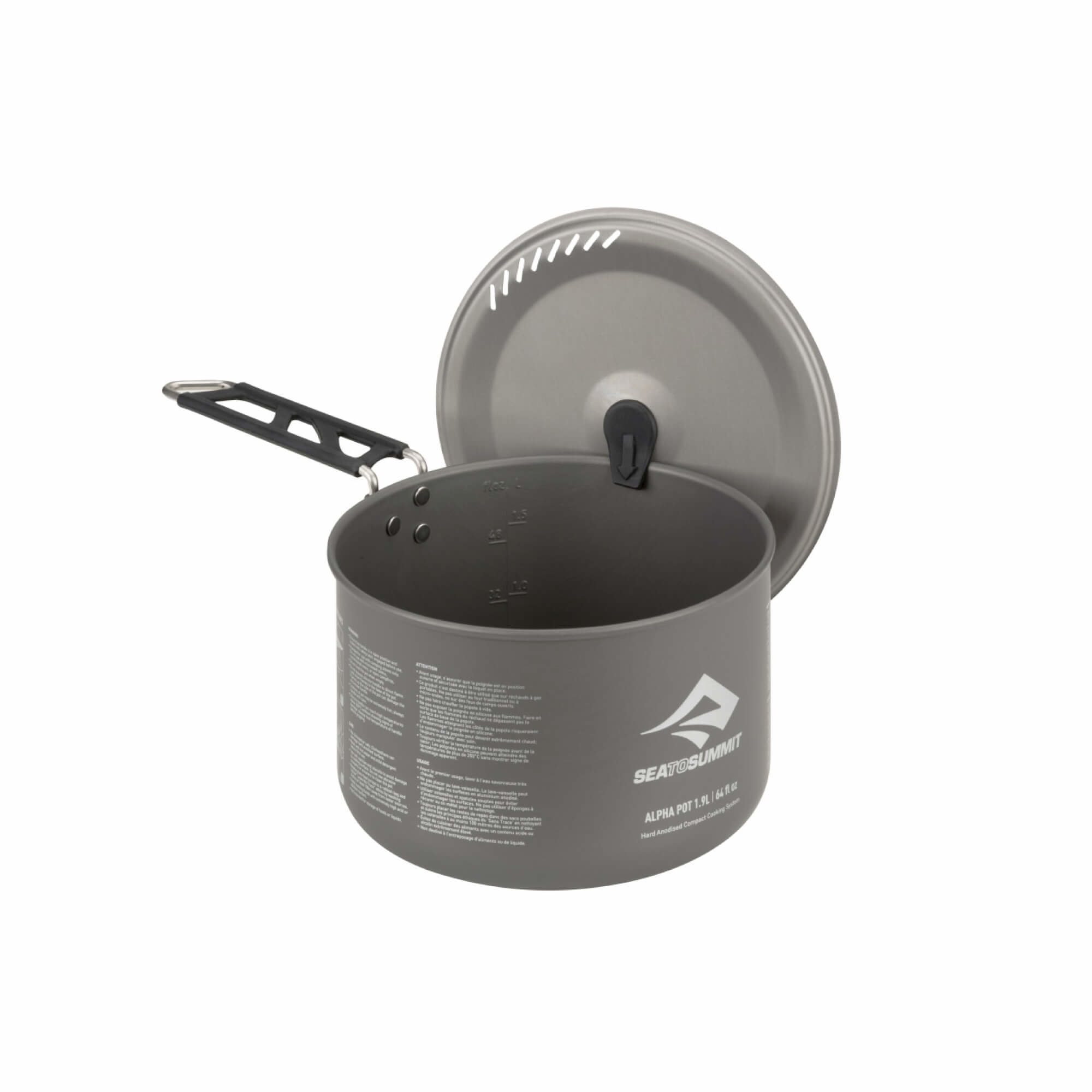 Alpha 1 Pot Cookset 2.1-9