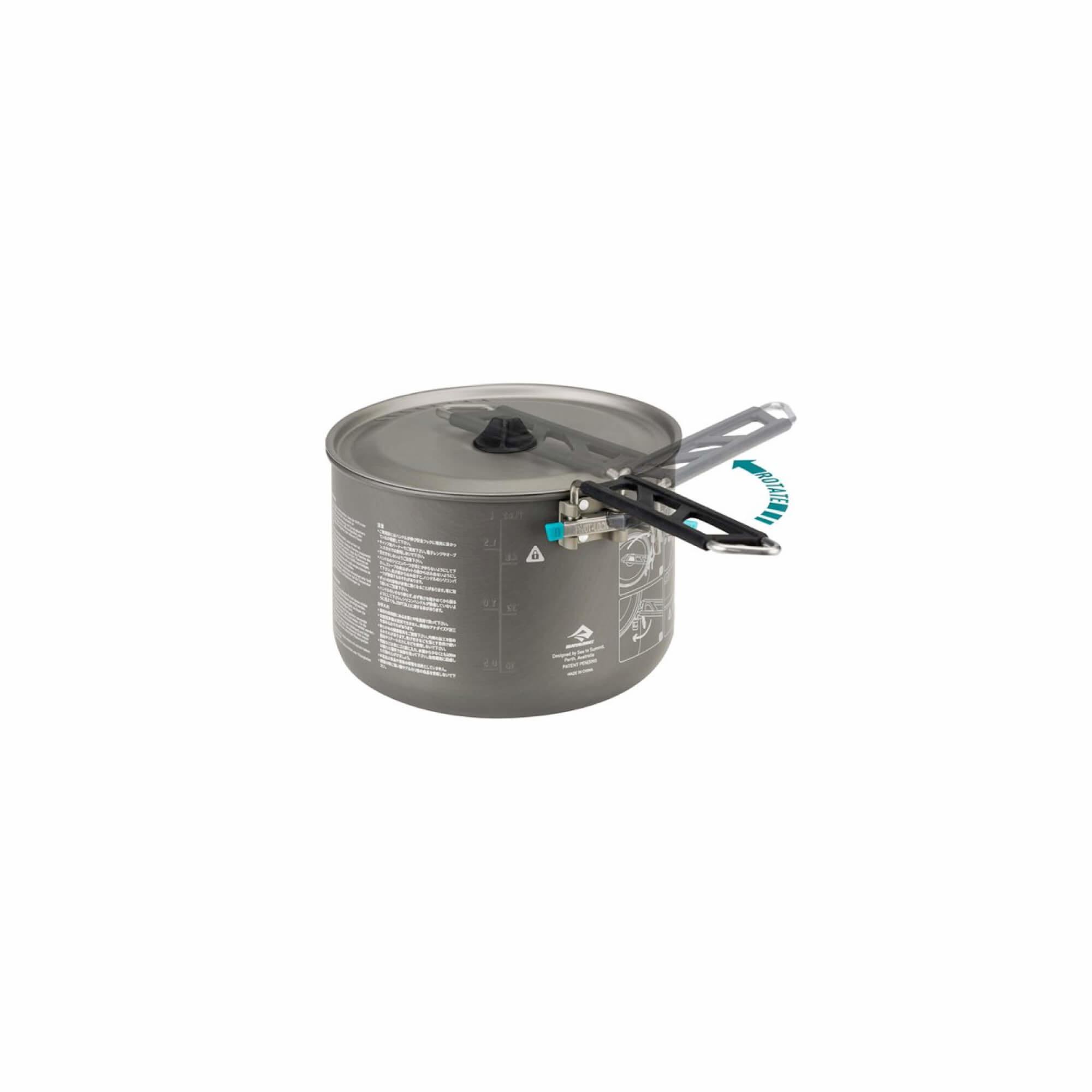Alpha Pot 1.9L-2