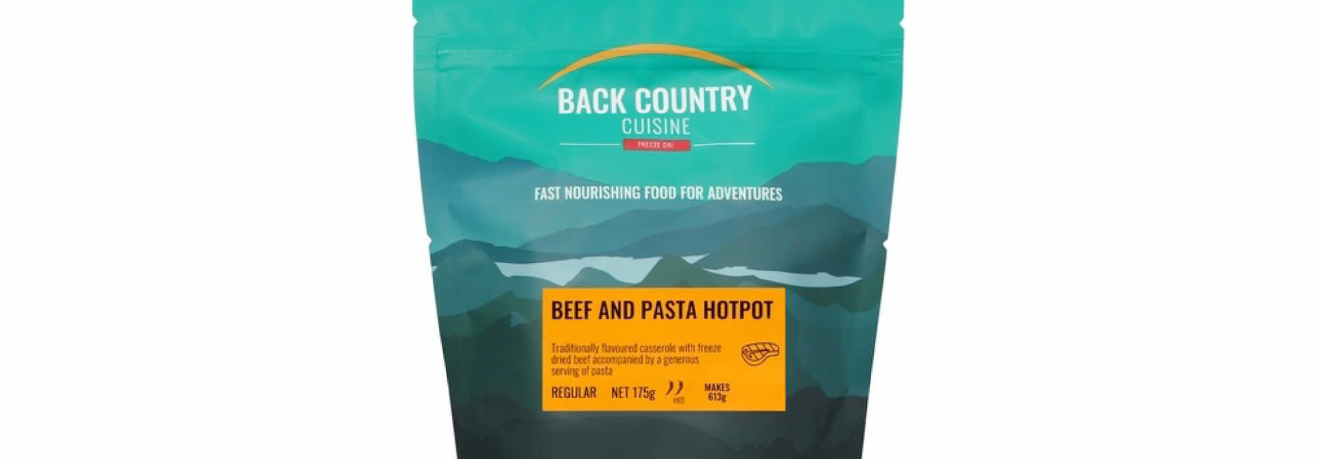 Beef And Pasta Hotpot Double