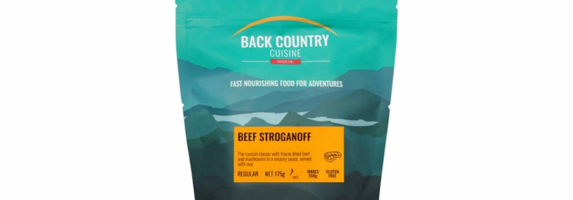 Beef Stroganoff Double