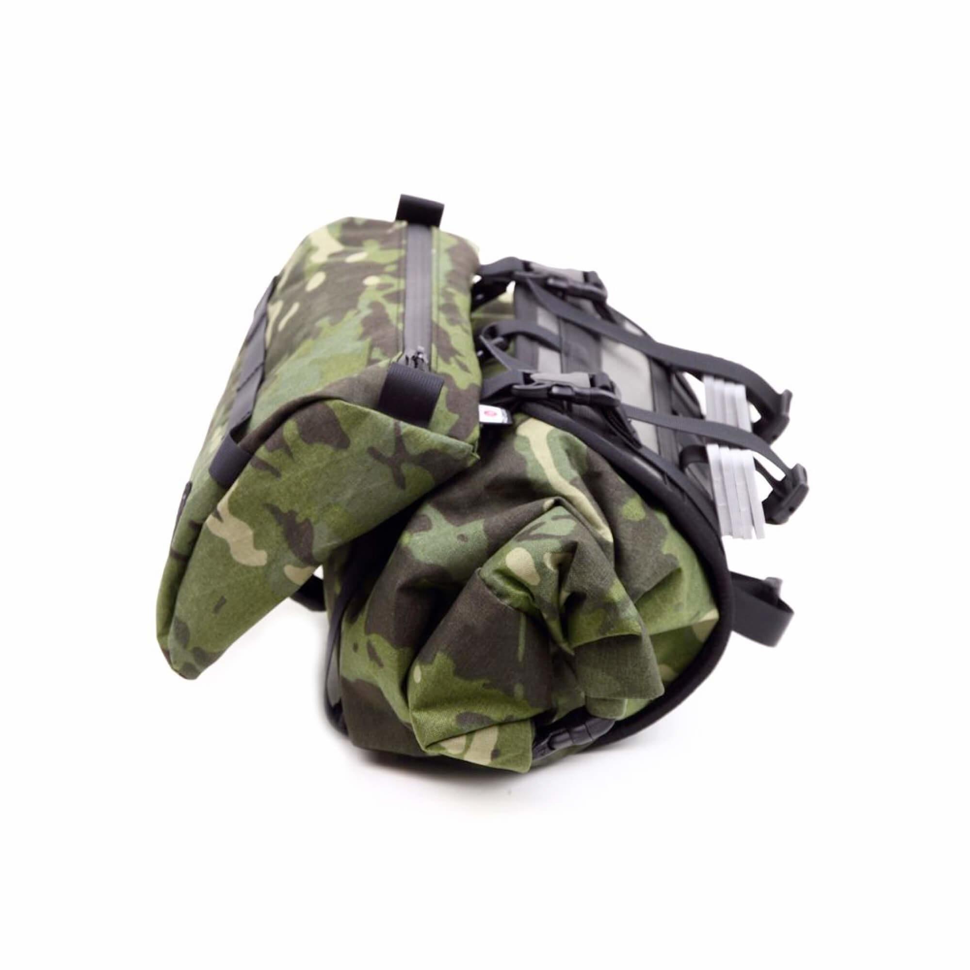 Handlebar Bag+ X-Pac-8