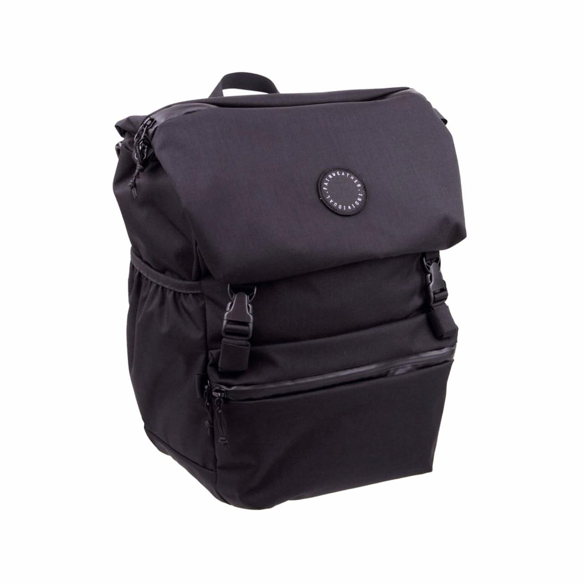 Flap-Top Pannier Bag-1