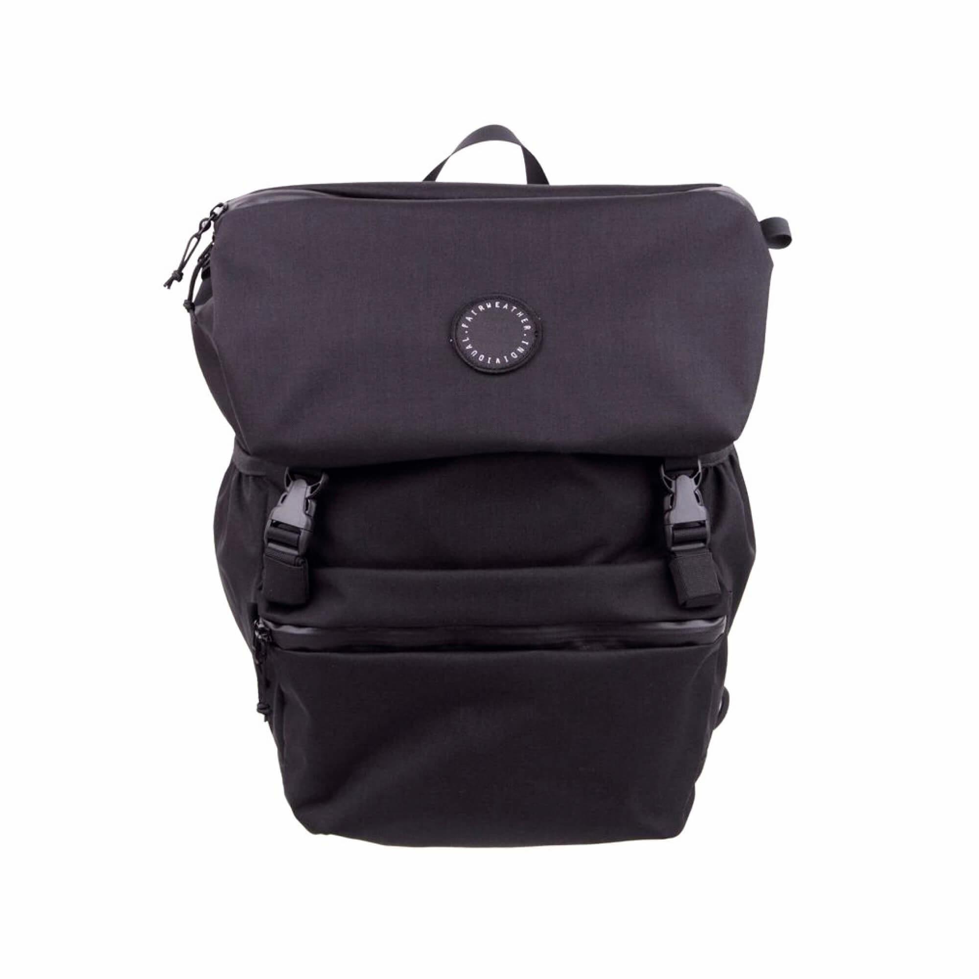 Flap-Top Pannier Bag-2