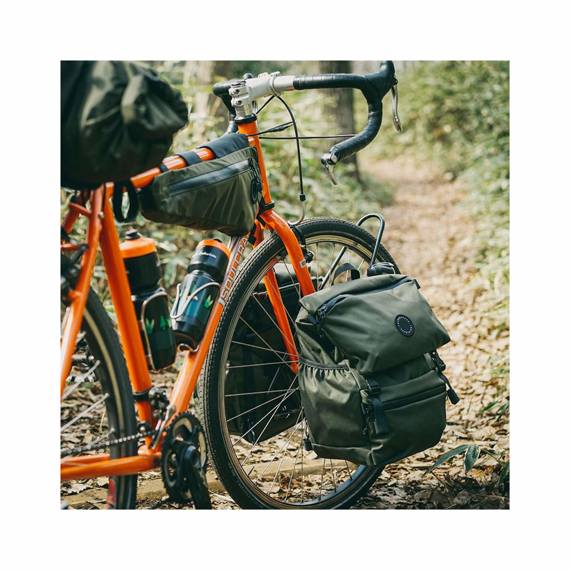 Flap-Top Pannier Bag-5