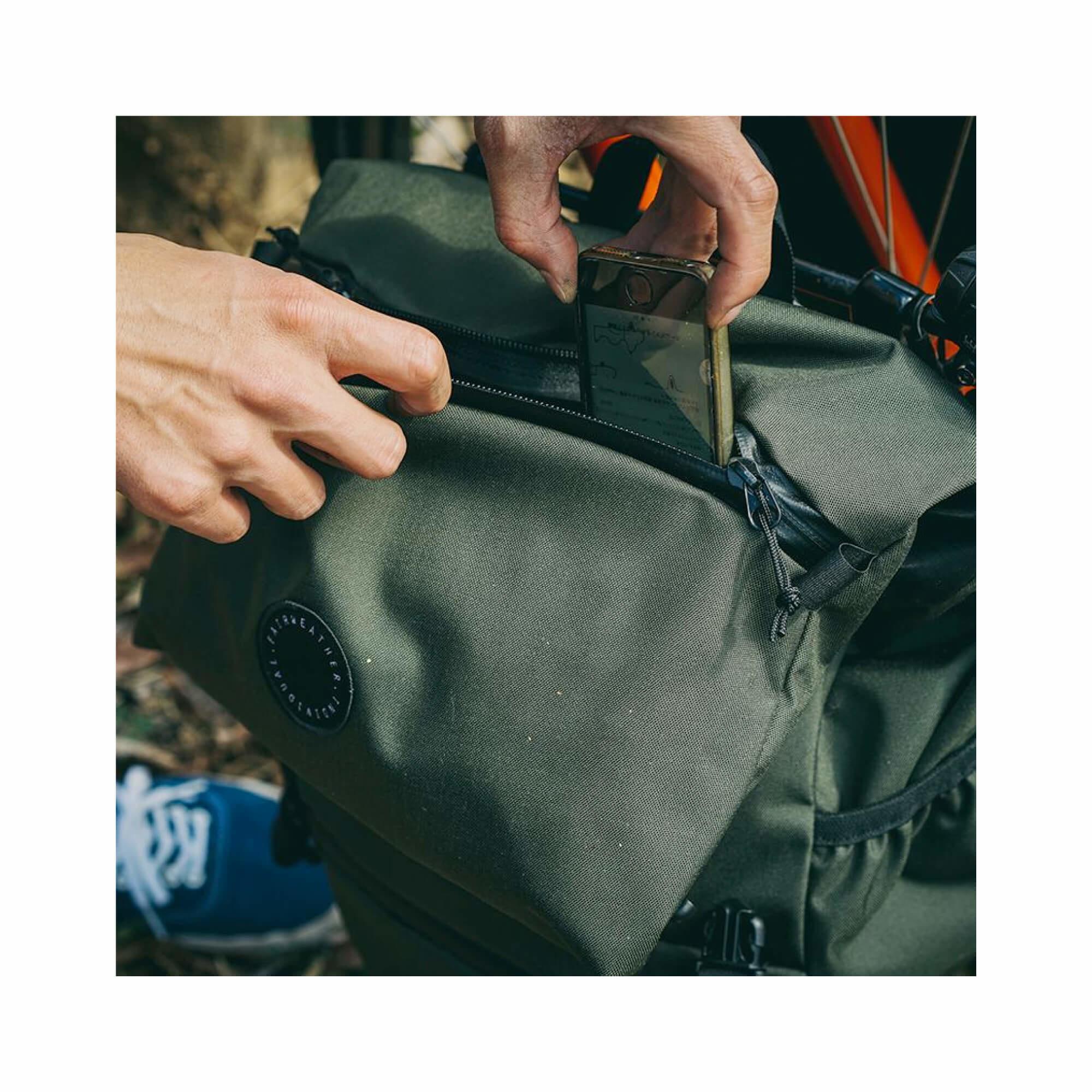 Flap-Top Pannier Bag-7
