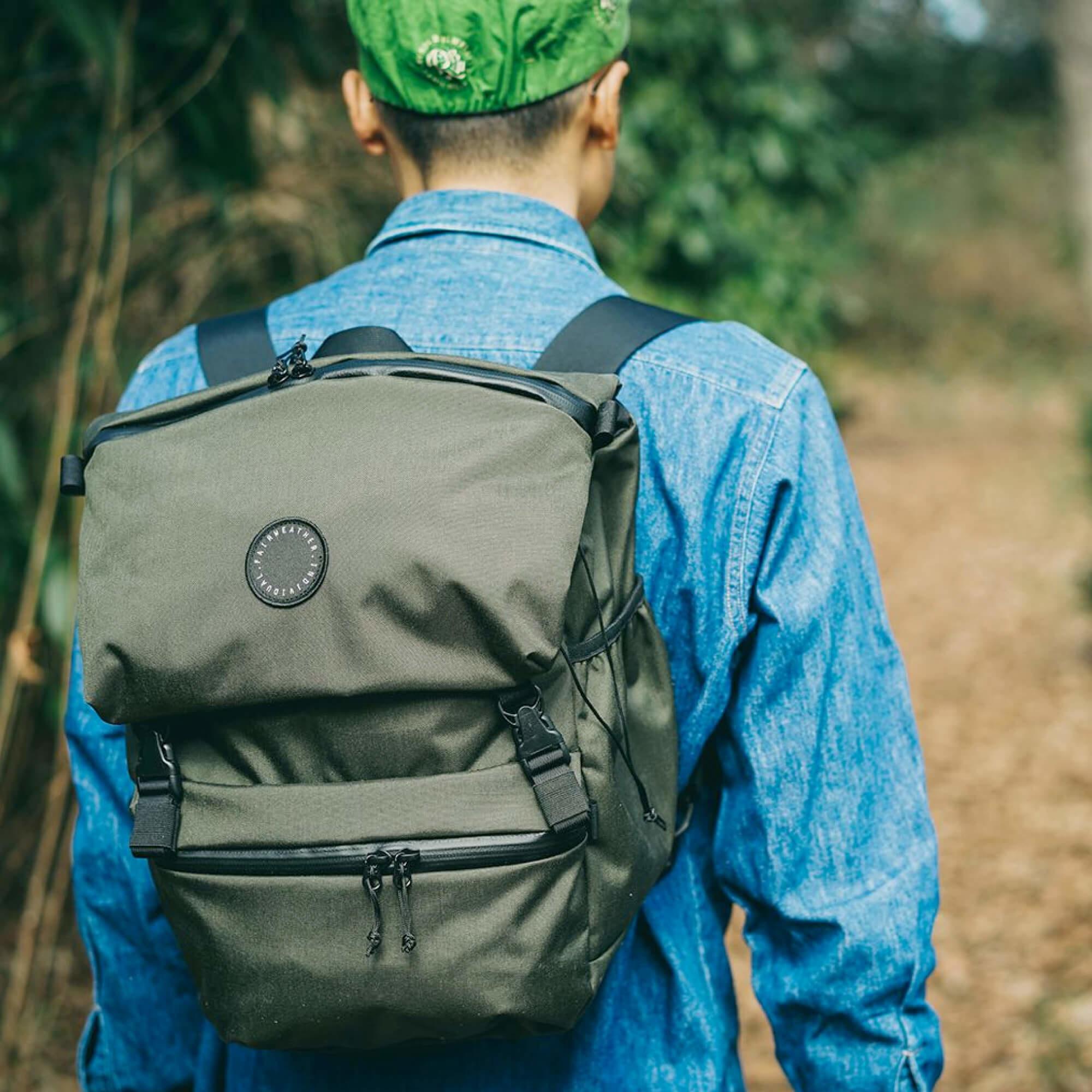 Flap-Top Pannier Bag-9