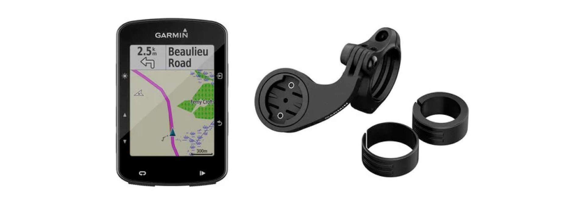 Edge 520 Plus GPS Computer MTB Bundle